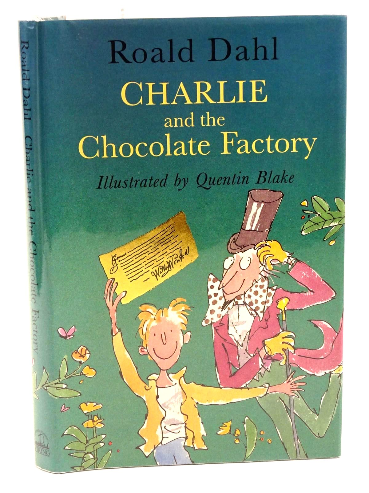 Photo of CHARLIE AND THE CHOCOLATE FACTORY- Stock Number: 1318123