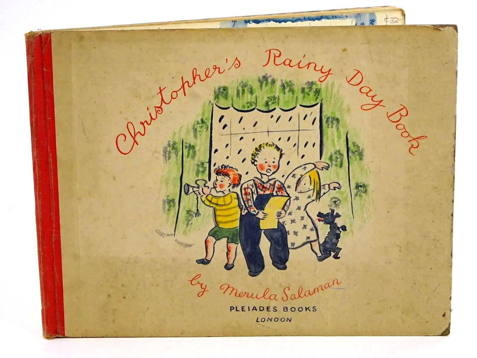 Photo of CHRISTOPHER'S RAINY DAY BOOK- Stock Number: 1318125