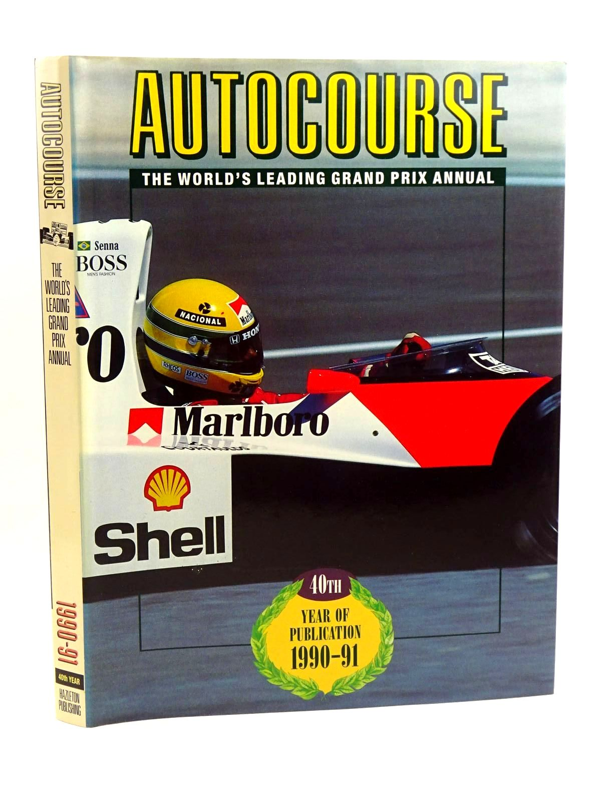 Photo of AUTOCOURSE 1990-91- Stock Number: 1318146