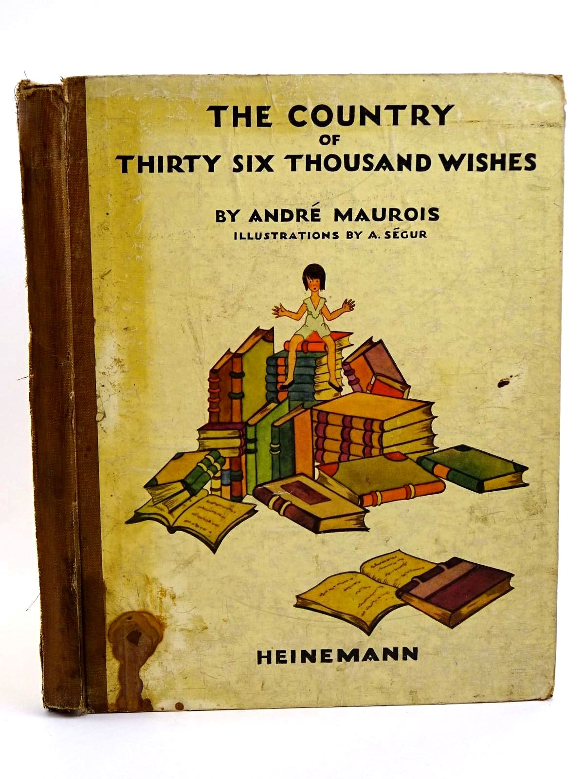Photo of THE COUNTRY OF THIRTY SIX THOUSAND WISHES- Stock Number: 1318158