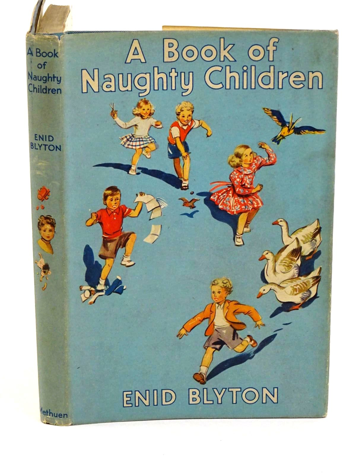 Photo of A BOOK OF NAUGHTY CHILDREN- Stock Number: 1318173