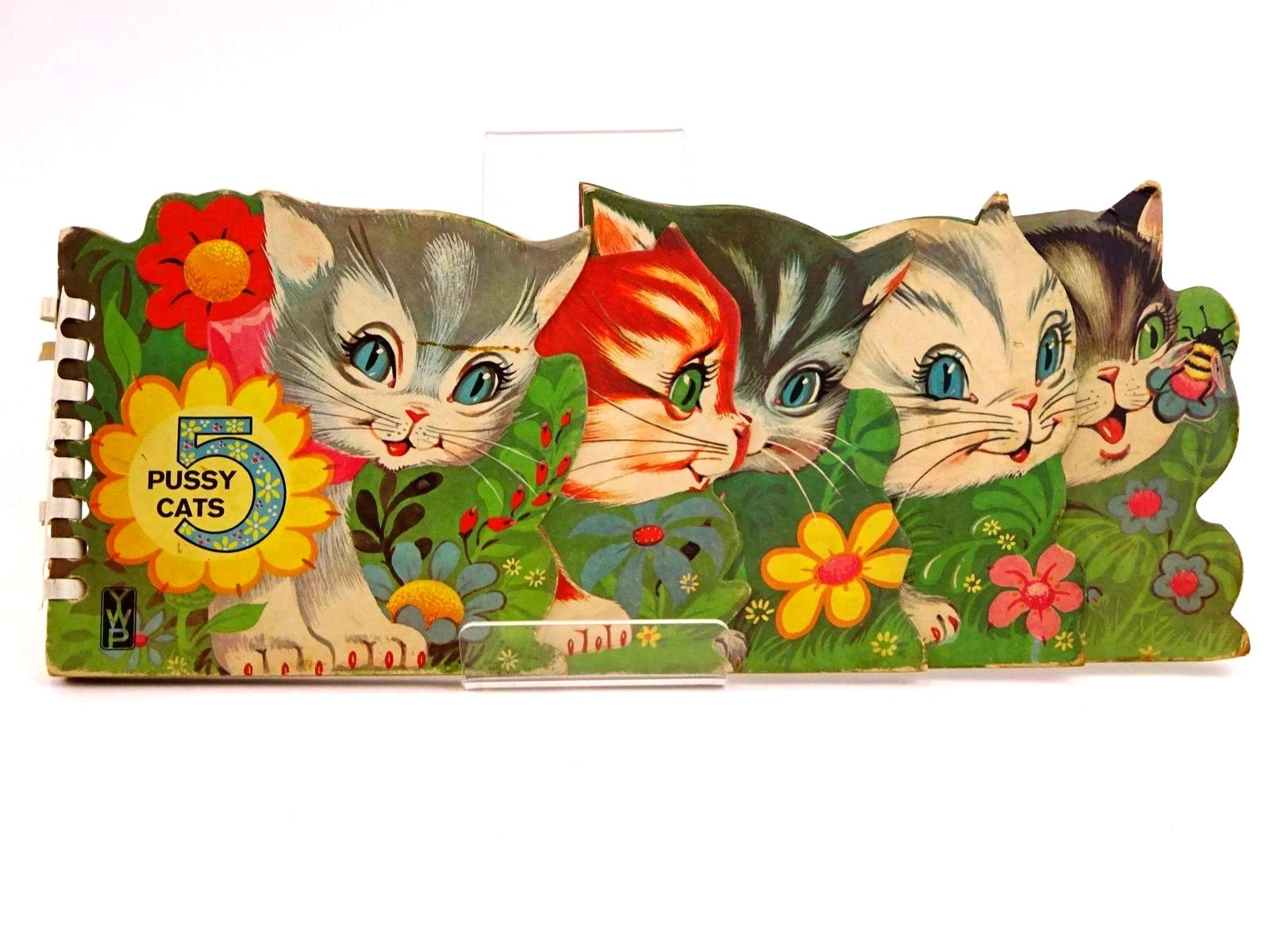 Photo of 5 PUSSY CATS published by Young World Productions (STOCK CODE: 1318178)  for sale by Stella & Rose's Books