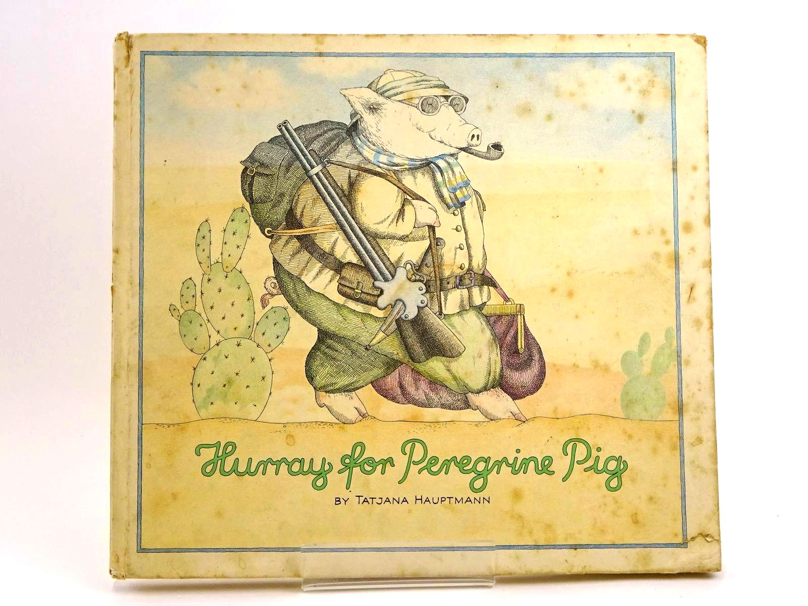 Photo of HURRAY FOR PEREGRINE PIG- Stock Number: 1318181