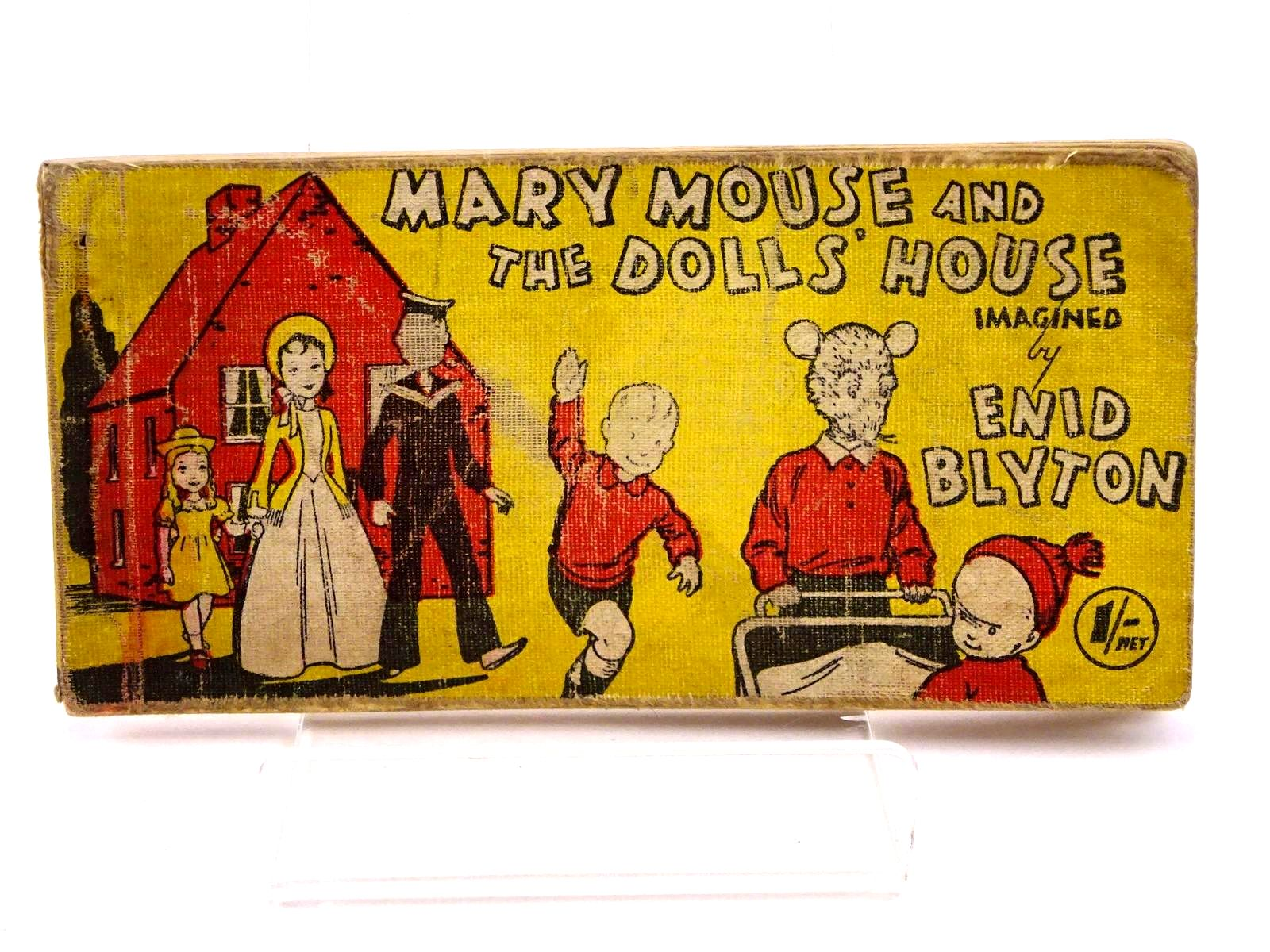 Photo of MARY MOUSE AND THE DOLLS' HOUSE written by Blyton, Enid illustrated by Openshaw, Olive F. published by Brockhampton Press Ltd. (STOCK CODE: 1318185)  for sale by Stella & Rose's Books