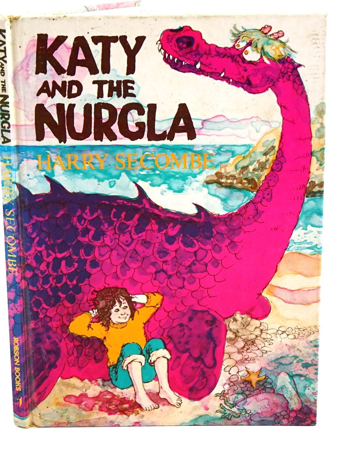 Photo of KATY AND THE NURGLA written by Secombe, Harry illustrated by Lamont, Priscilla published by Robson Books (STOCK CODE: 1318211)  for sale by Stella & Rose's Books
