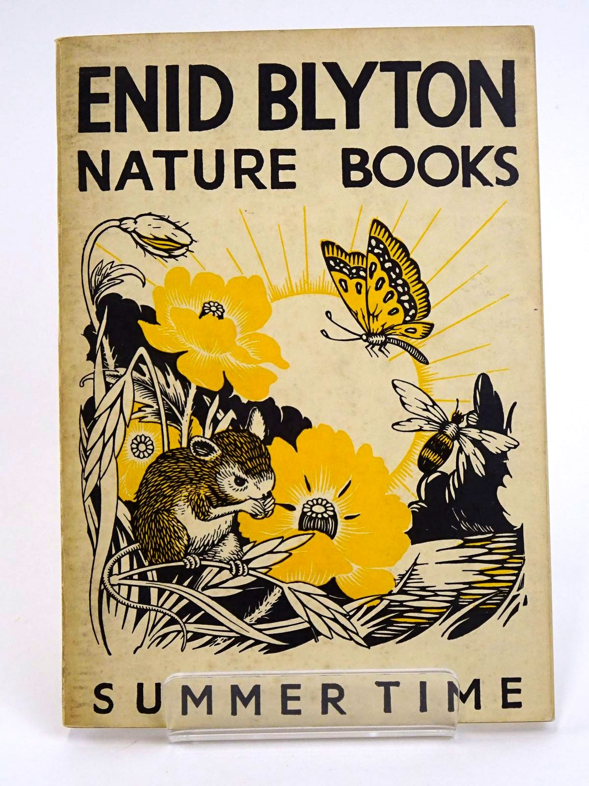 Photo of ENID BLYTON NATURE BOOKS SUMMER TIME- Stock Number: 1318216