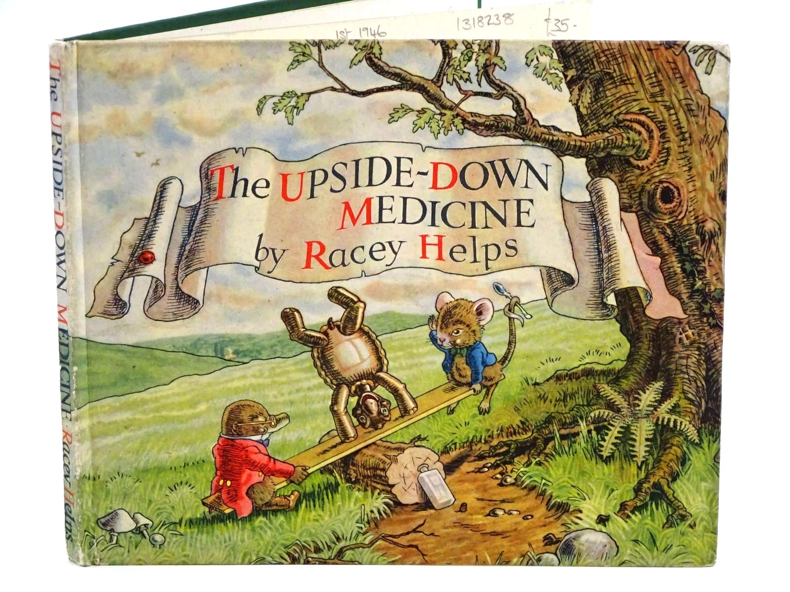 Photo of THE UPSIDE-DOWN MEDICINE- Stock Number: 1318238