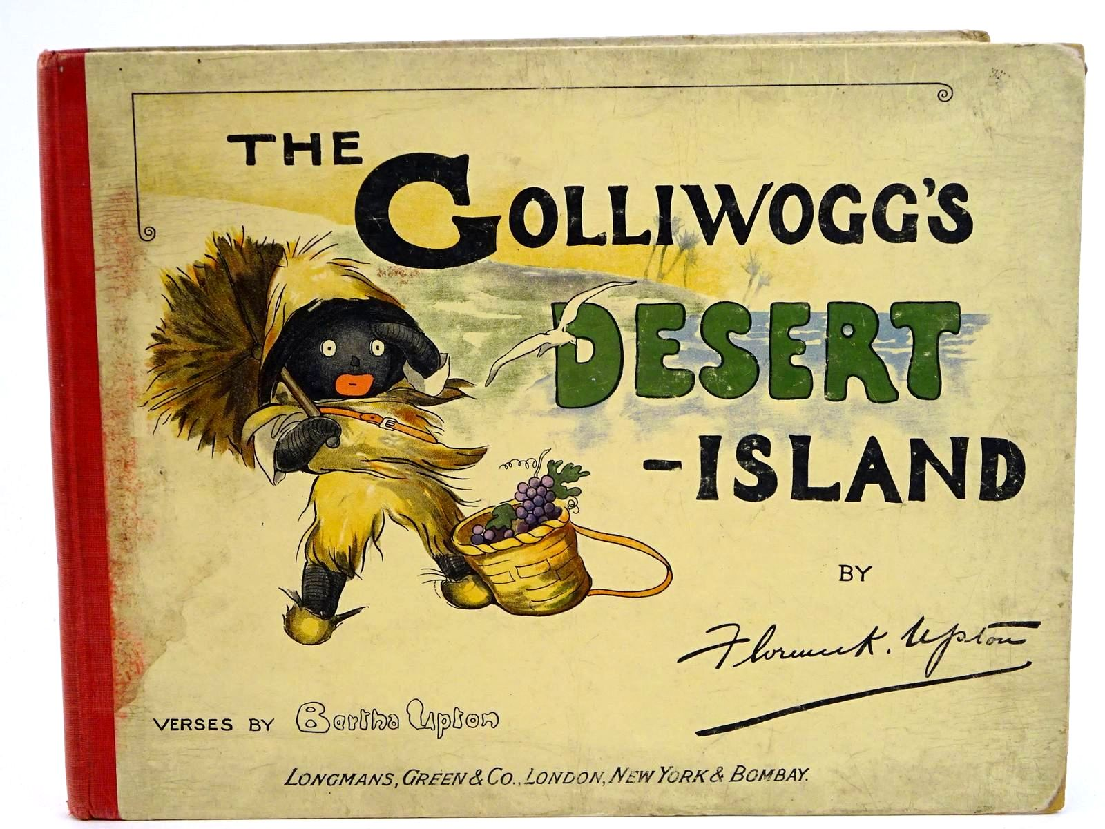 Photo of THE GOLLIWOGG'S DESERT ISLAND- Stock Number: 1318243