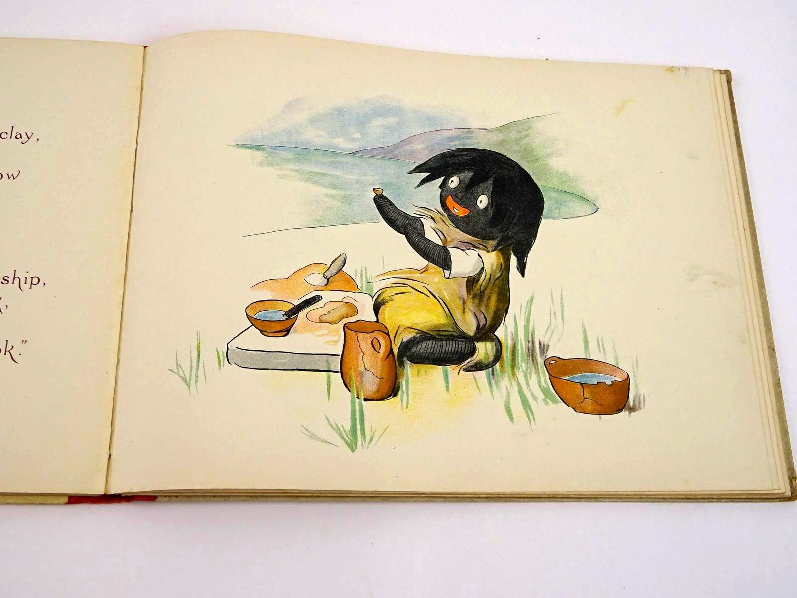 Photo of THE GOLLIWOGG'S DESERT ISLAND written by Upton, Bertha illustrated by Upton, Florence published by Longmans, Green & Co. (STOCK CODE: 1318243)  for sale by Stella & Rose's Books