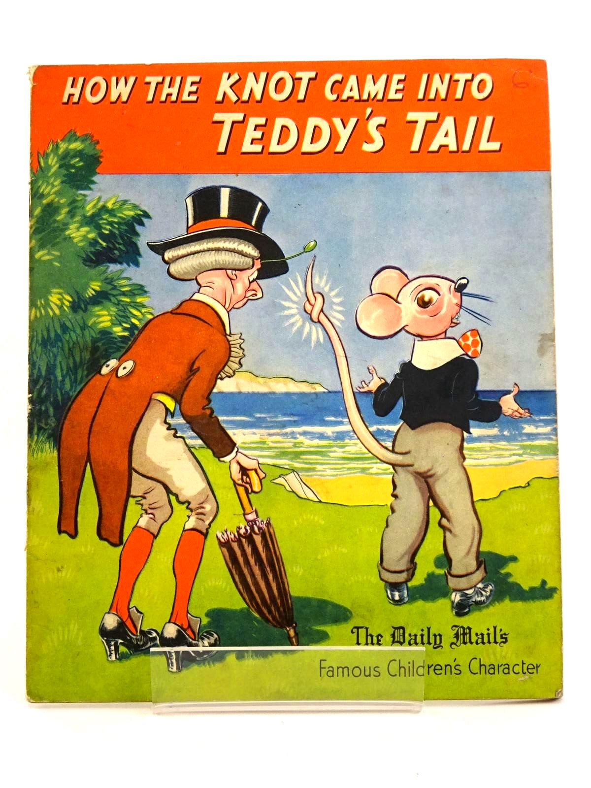Photo of HOW THE KNOT CAME INTO TEDDY'S TAIL illustrated by Potts, Arthur published by Juvenile Productions Ltd. (STOCK CODE: 1318260)  for sale by Stella & Rose's Books