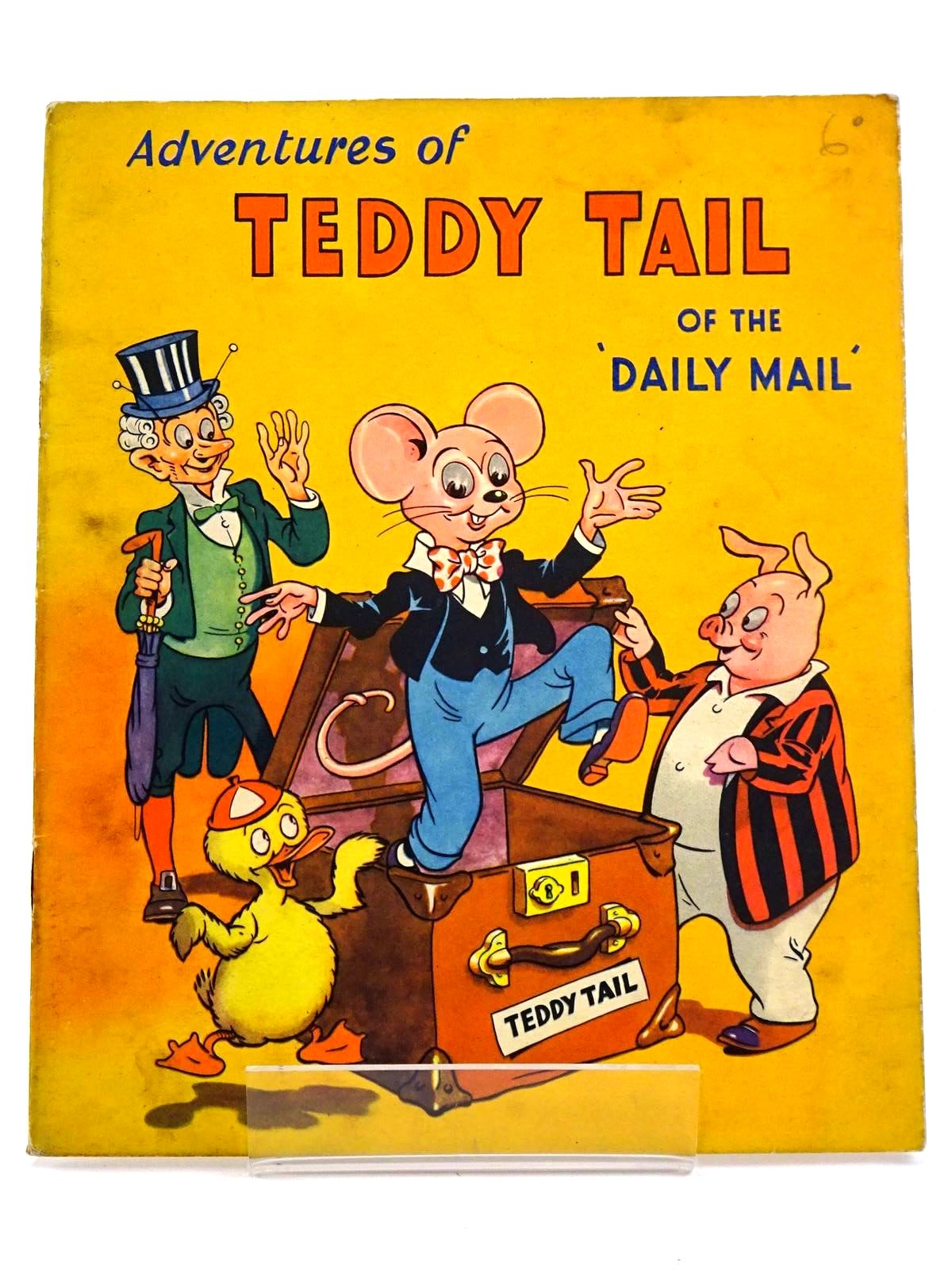 Photo of ADVENTURES OF TEDDY TAIL OF THE DAILY MAIL- Stock Number: 1318261