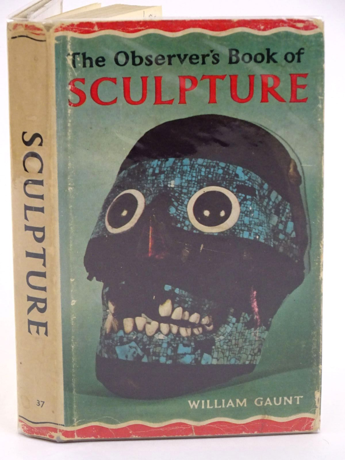 Photo of THE OBSERVER'S BOOK OF SCULPTURE- Stock Number: 1318266