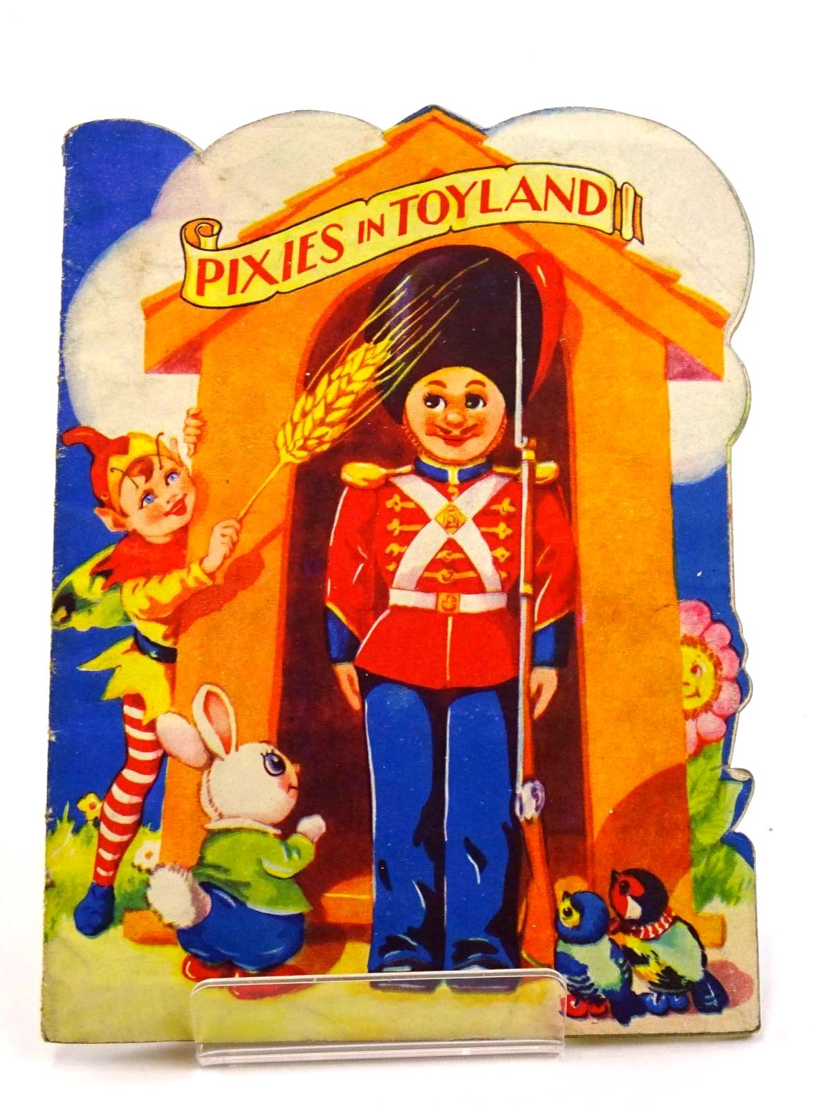 Photo of PIXIES IN TOYLAND published by Birn Brothers Ltd. (STOCK CODE: 1318293)  for sale by Stella & Rose's Books