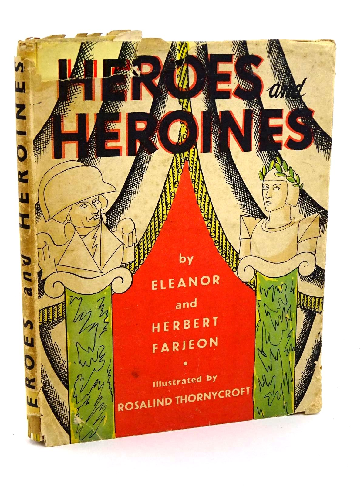Photo of HEROES AND HEROINES- Stock Number: 1318294