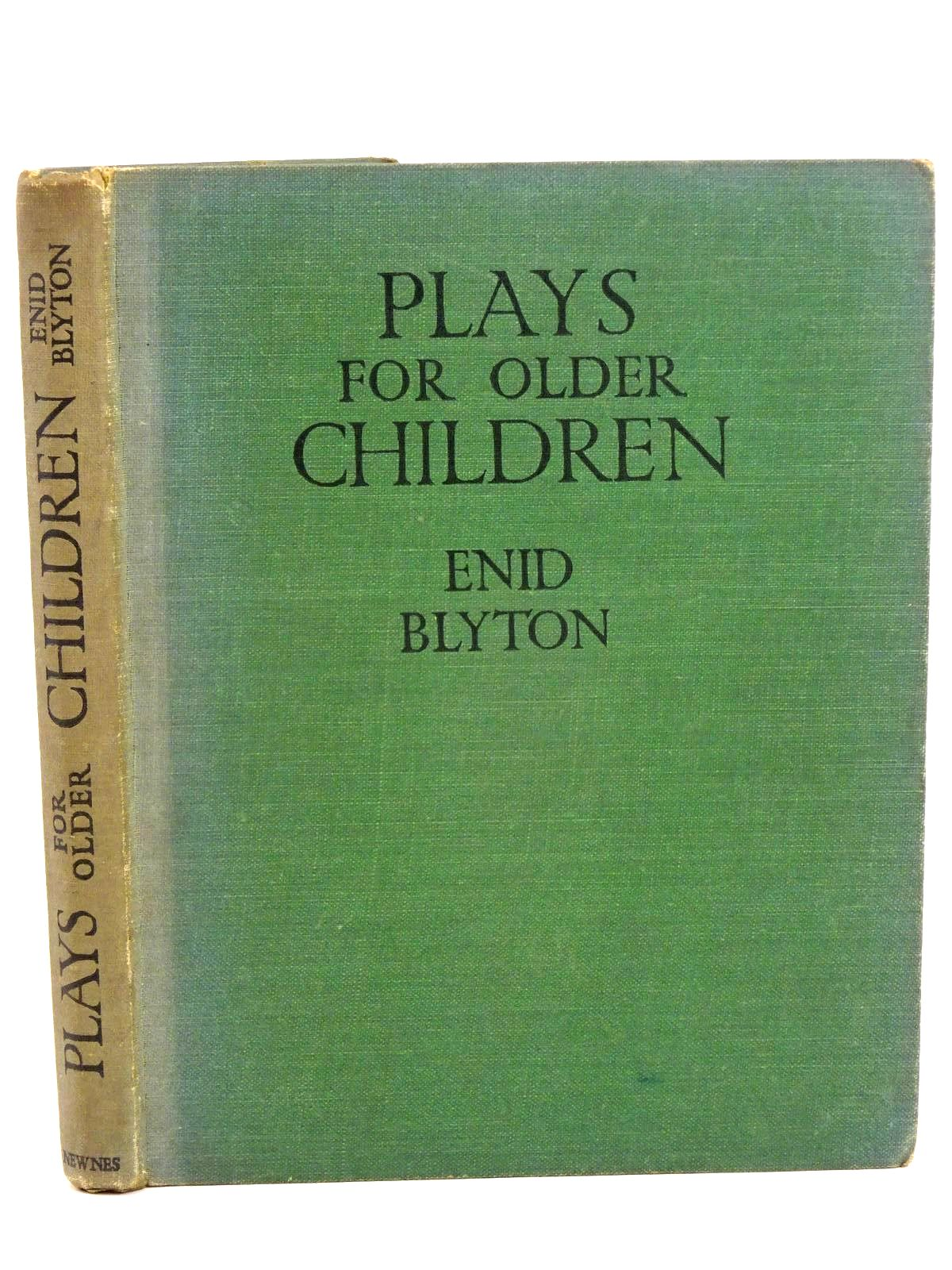 Photo of PLAYS FOR OLDER CHILDREN written by Blyton, Enid illustrated by Bestall, Alfred published by George Newnes Limited (STOCK CODE: 1318298)  for sale by Stella & Rose's Books