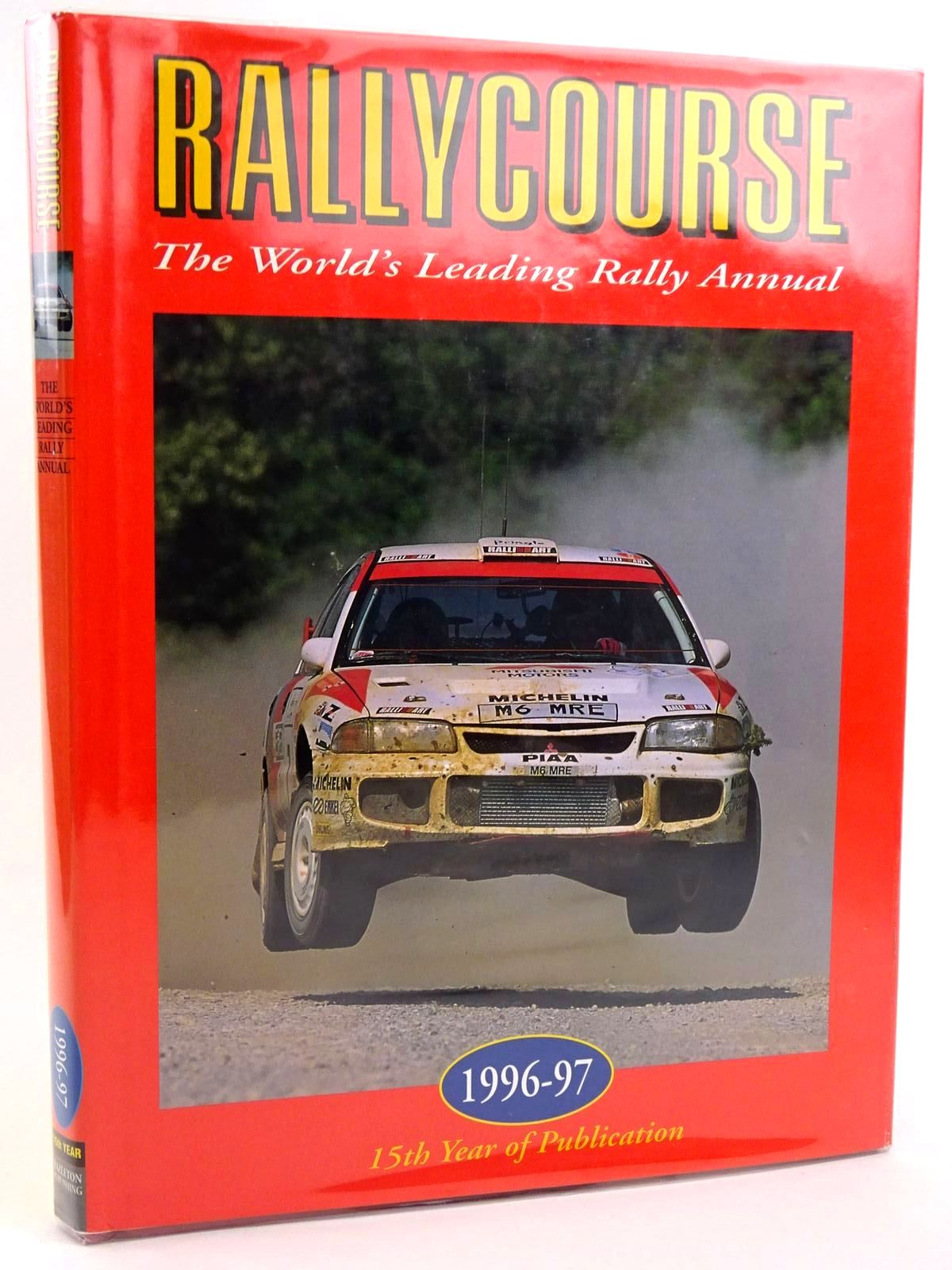 Photo of RALLYCOURSE 1996-97 written by Williams, David published by Hazleton Publishing (STOCK CODE: 1318310)  for sale by Stella & Rose's Books