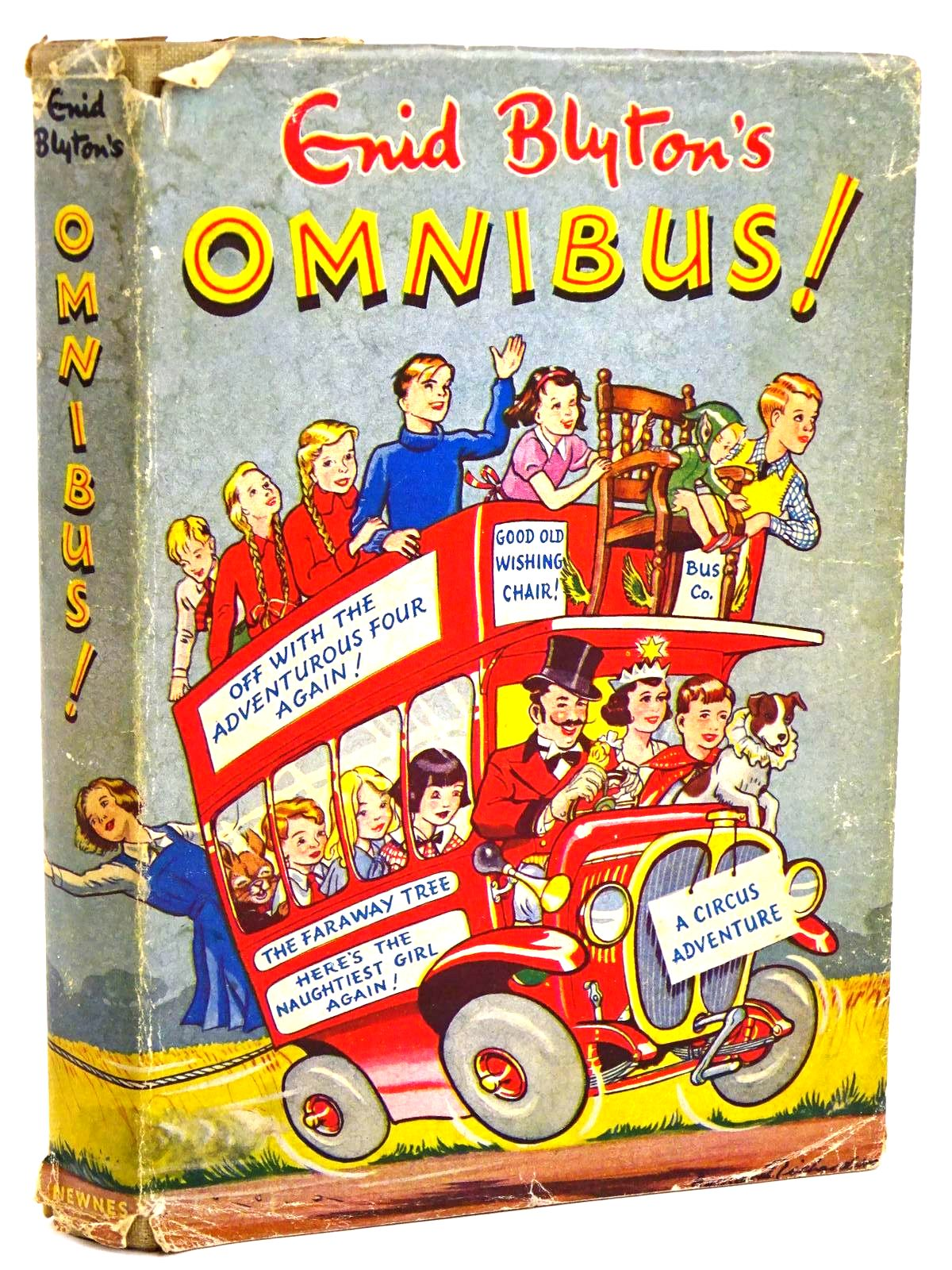 Photo of ENID BLYTON'S OMNIBUS!- Stock Number: 1318316