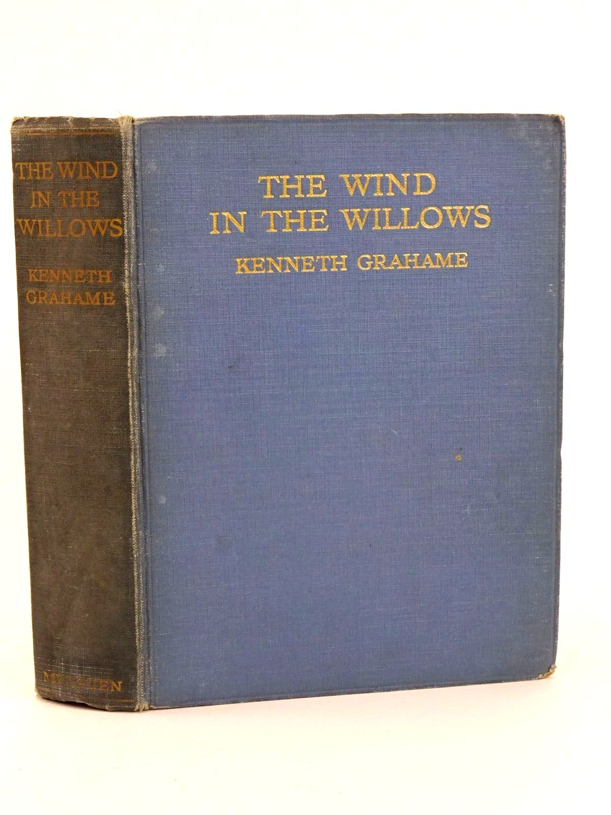 Photo of THE WIND IN THE WILLOWS written by Grahame, Kenneth illustrated by Payne, Wyndham published by Methuen & Co. Ltd. (STOCK CODE: 1318320)  for sale by Stella & Rose's Books