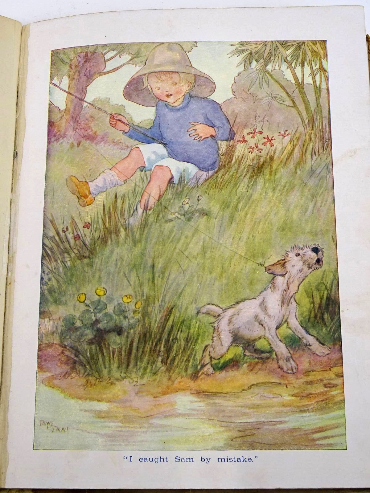 Photo of LITTLE FOLKS' PICTURE STORY BOOK written by Talbot, Ethel Heward, Constance Brazil, Angela et al,  illustrated by Anderson, Anne Wright, Alan published by Thomas Nelson and Sons Ltd. (STOCK CODE: 1318325)  for sale by Stella & Rose's Books