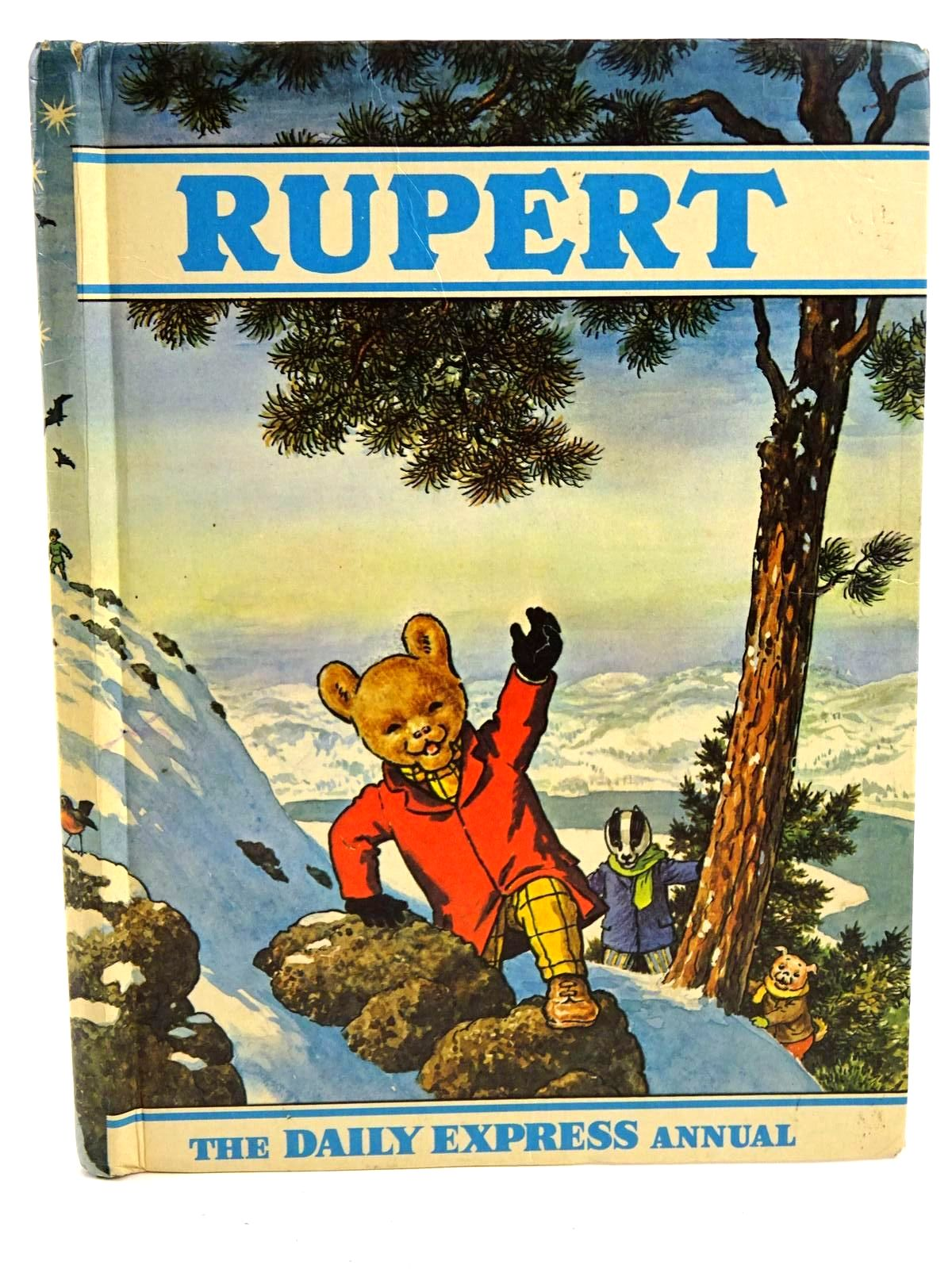 Photo of RUPERT ANNUAL 1970 written by Bestall, Alfred illustrated by Bestall, Alfred published by Daily Express (STOCK CODE: 1318347)  for sale by Stella & Rose's Books