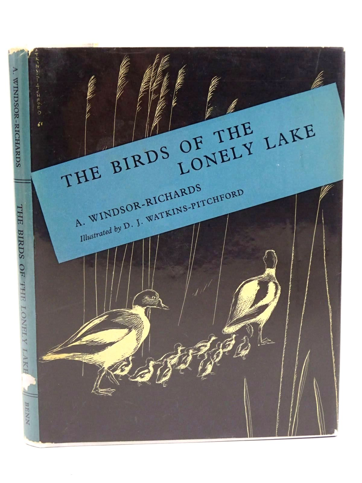 Photo of BIRDS OF THE LONELY LAKE written by Windsor-Richards, A. illustrated by BB,  published by Ernest Benn Limited (STOCK CODE: 1318351)  for sale by Stella & Rose's Books
