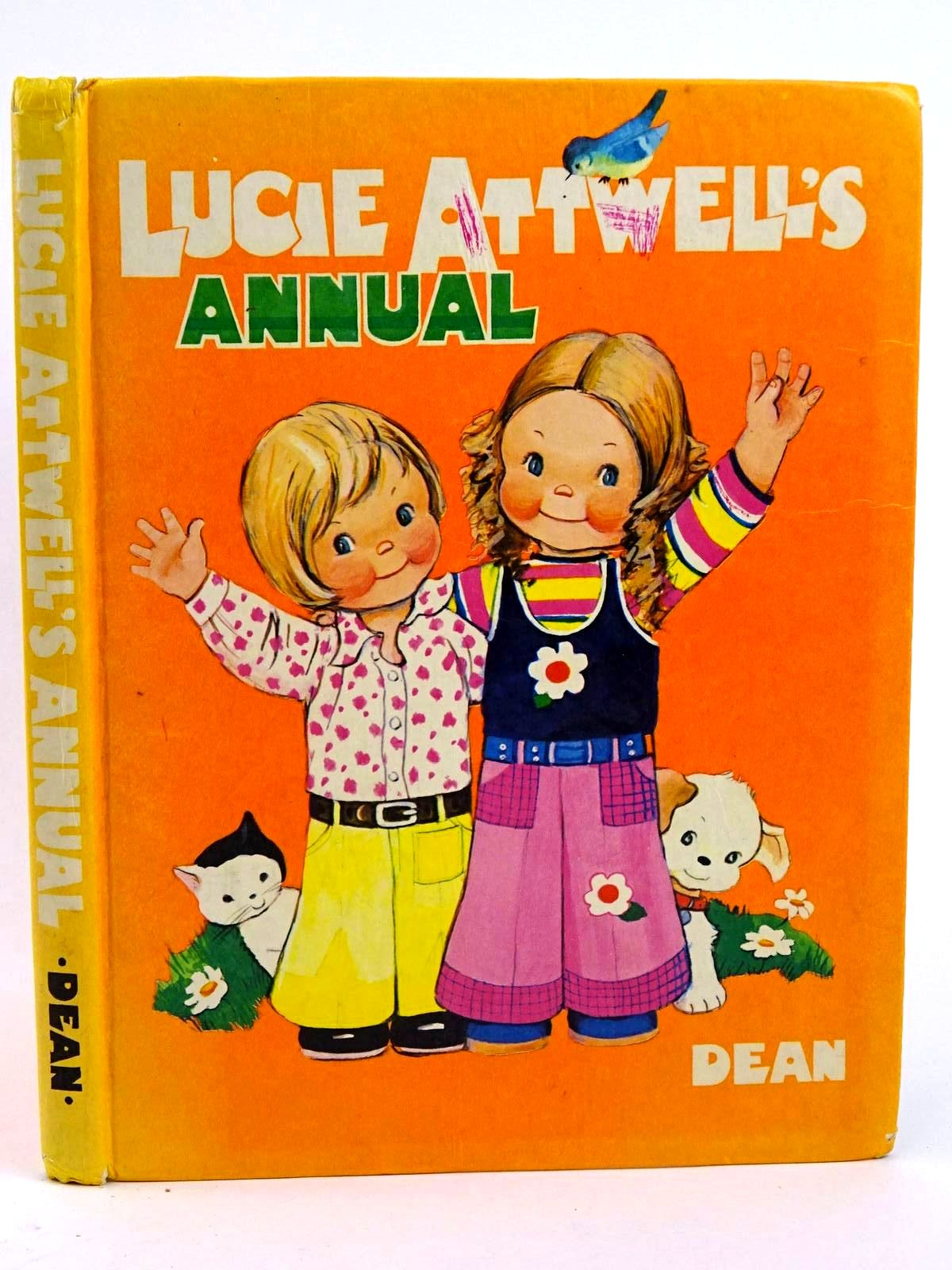 Photo of LUCIE ATTWELL'S ANNUAL 1973- Stock Number: 1318354