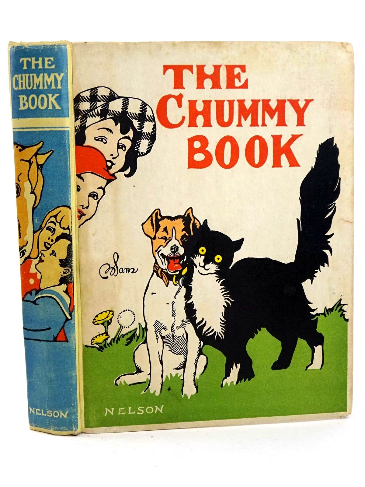 Photo of THE CHUMMY BOOK - NINTH YEAR- Stock Number: 1318355