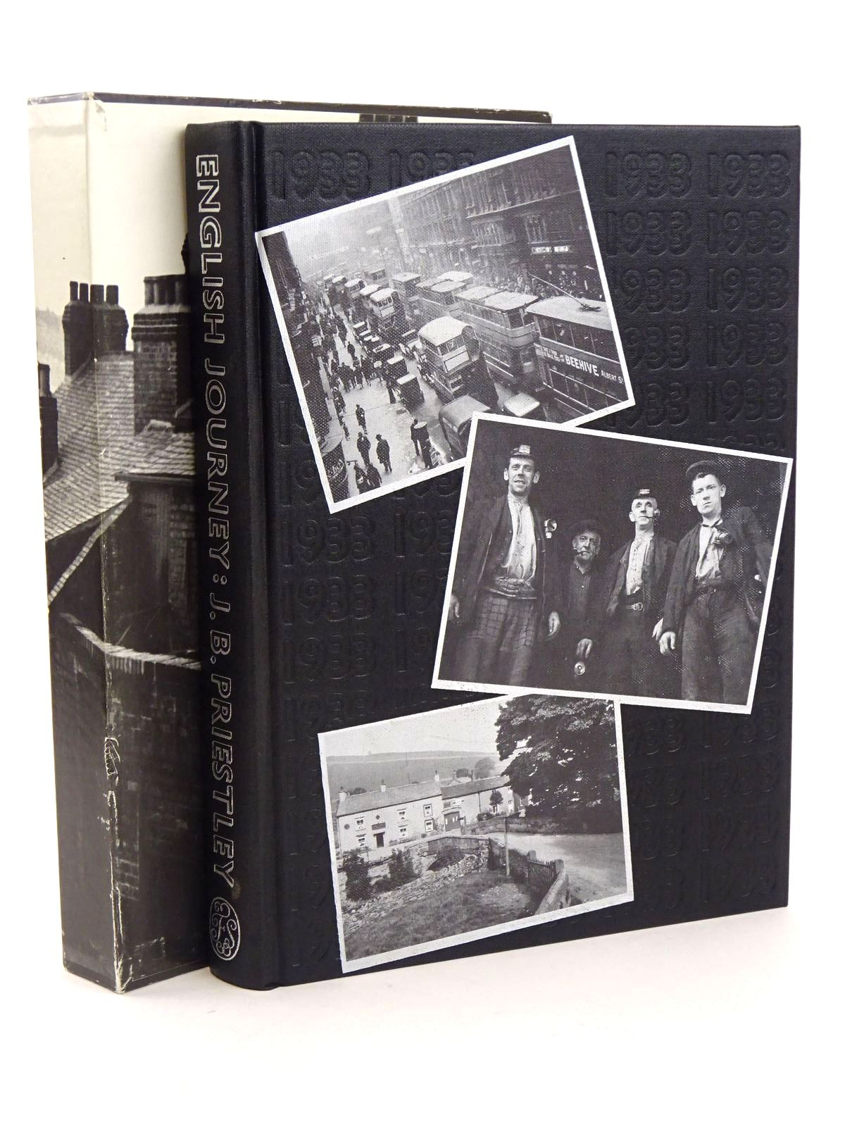 Photo of ENGLISH JOURNEY written by Priestley, J.B. published by Folio Society (STOCK CODE: 1318362)  for sale by Stella & Rose's Books
