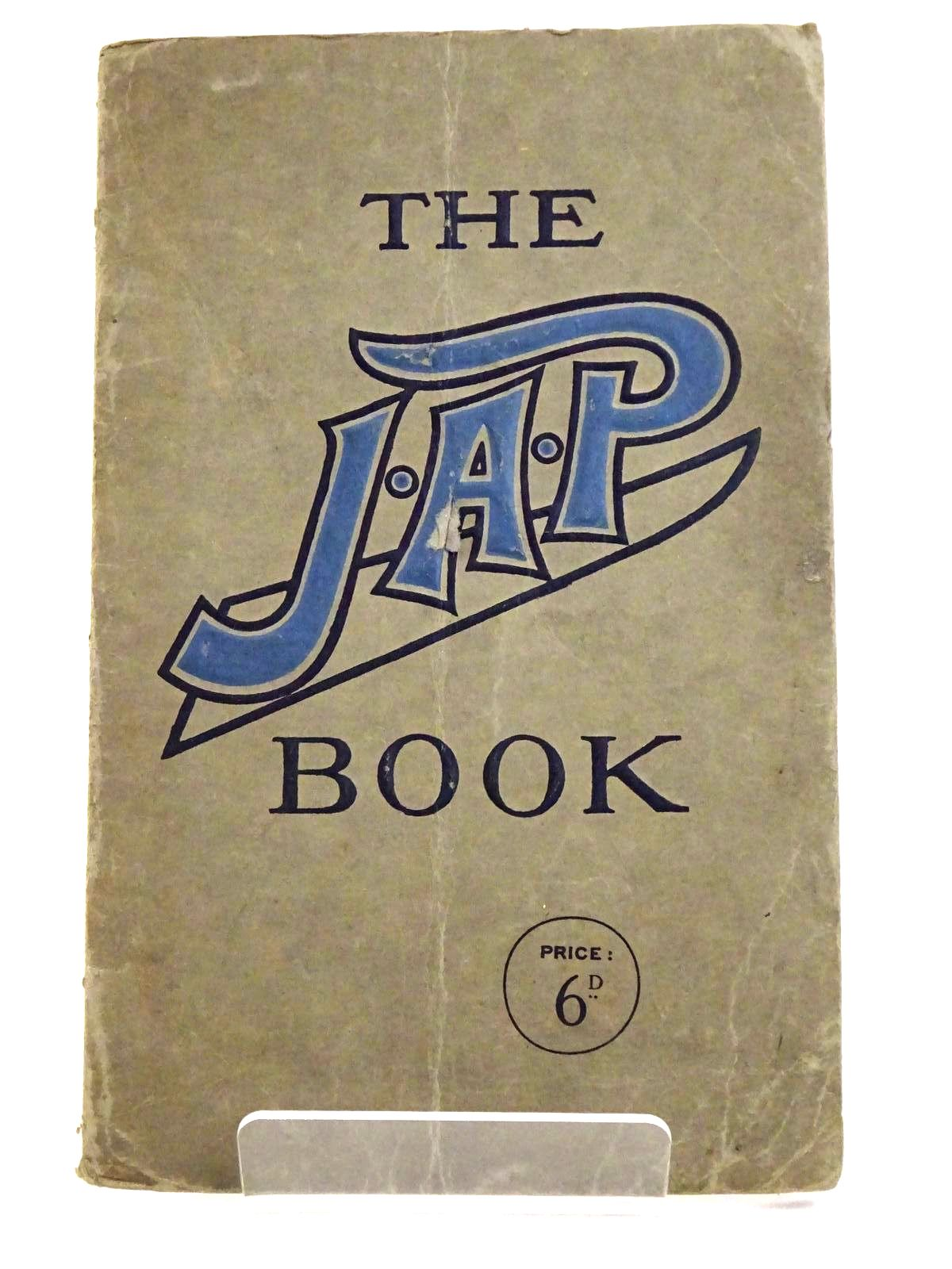Photo of THE J.A.P. BOOK- Stock Number: 1318380
