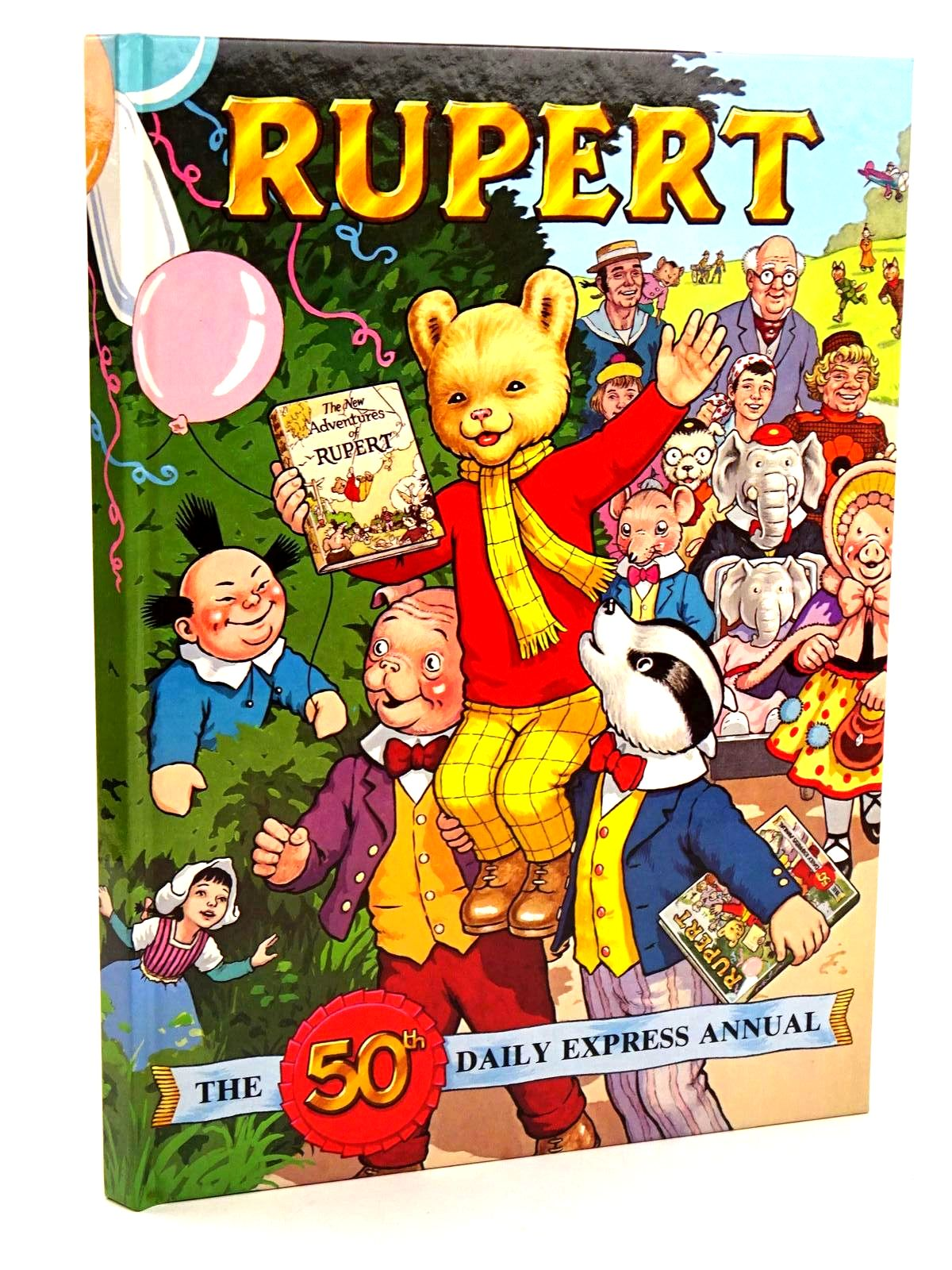 Photo of RUPERT ANNUAL 1985- Stock Number: 1318394