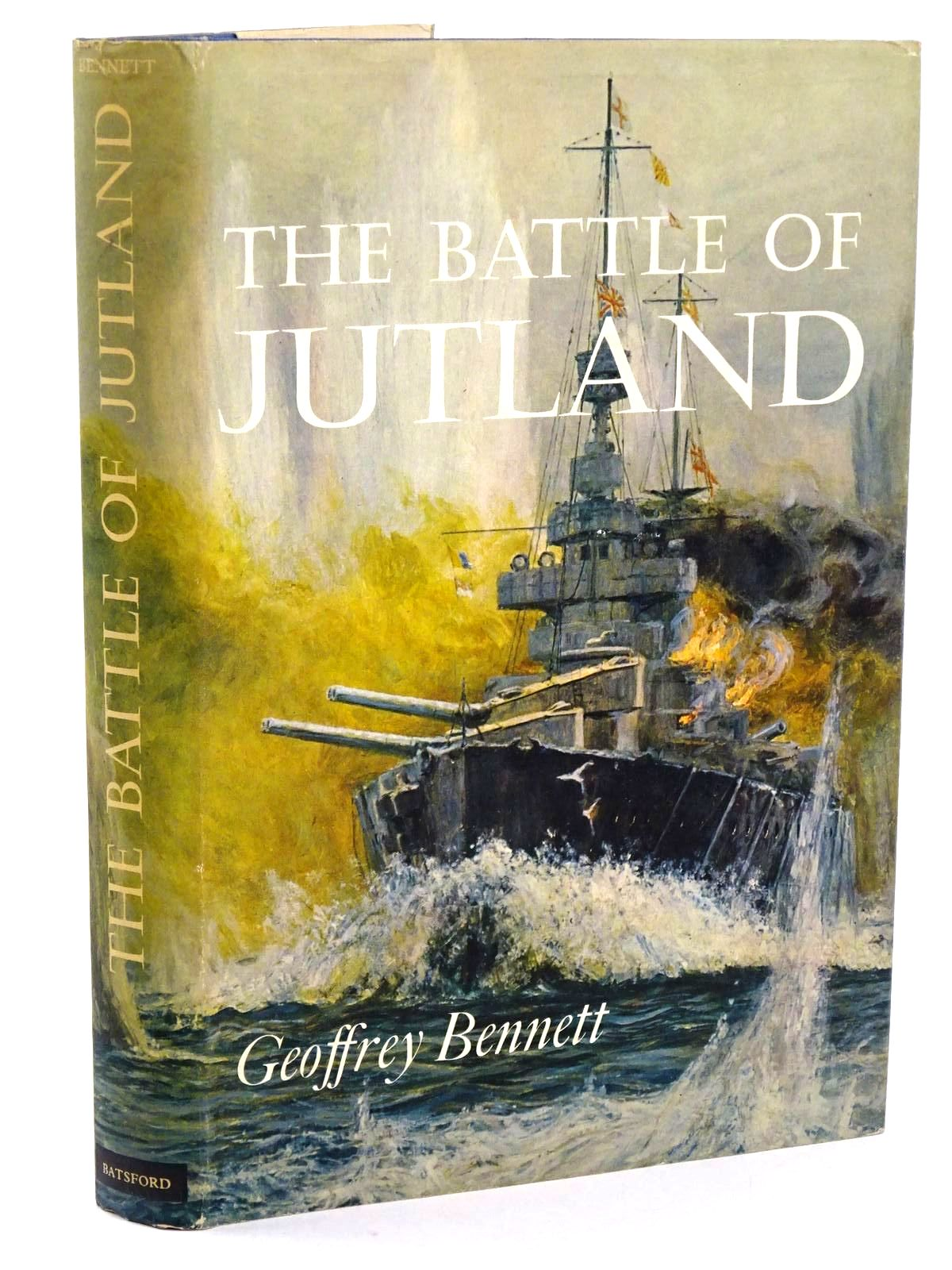 Photo of THE BATTLE OF JUTLAND written by Bennett, Geoffrey published by B.T. Batsford (STOCK CODE: 1318399)  for sale by Stella & Rose's Books
