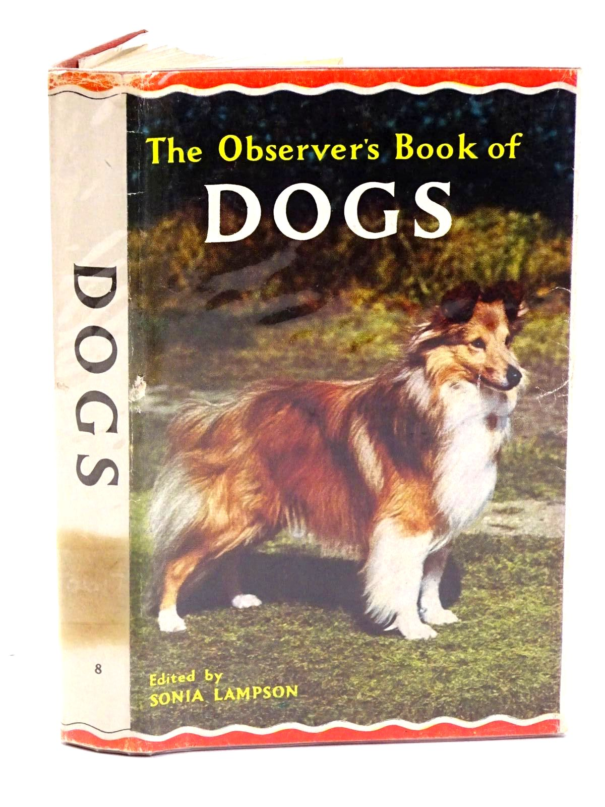 Photo of THE OBSERVER'S BOOK OF DOGS- Stock Number: 1318410