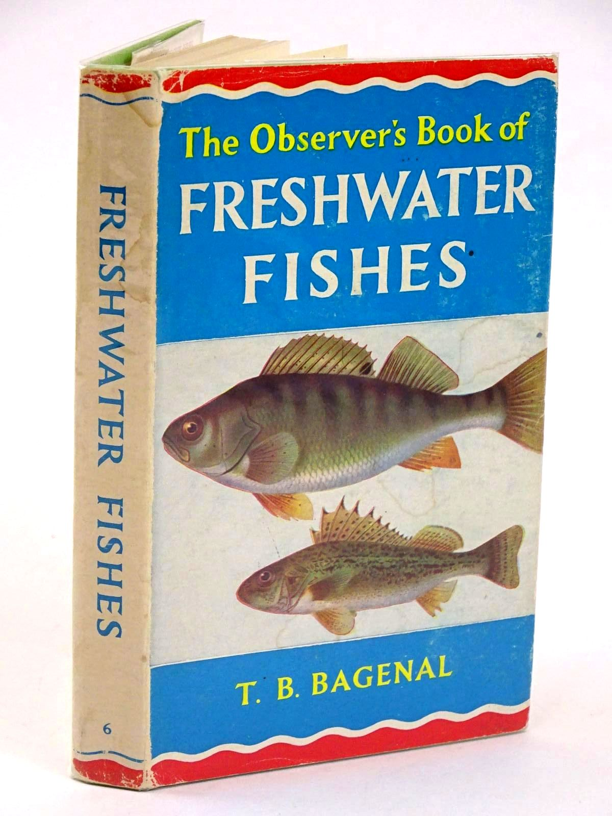 Photo of THE OBSERVER'S BOOK OF FRESHWATER FISHES written by Bagenal, T.B. published by Frederick Warne & Co Ltd. (STOCK CODE: 1318411)  for sale by Stella & Rose's Books
