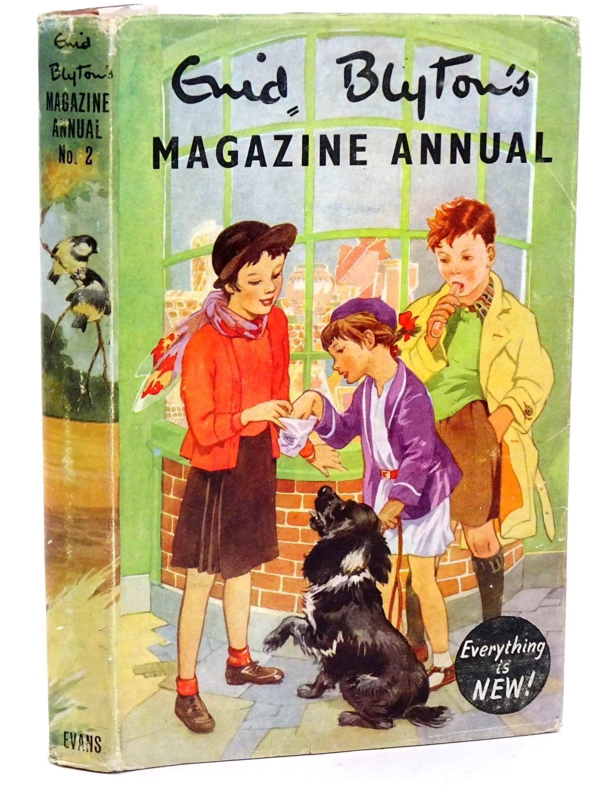 Photo of ENID BLYTON'S MAGAZINE ANNUAL NO. 2- Stock Number: 1318414