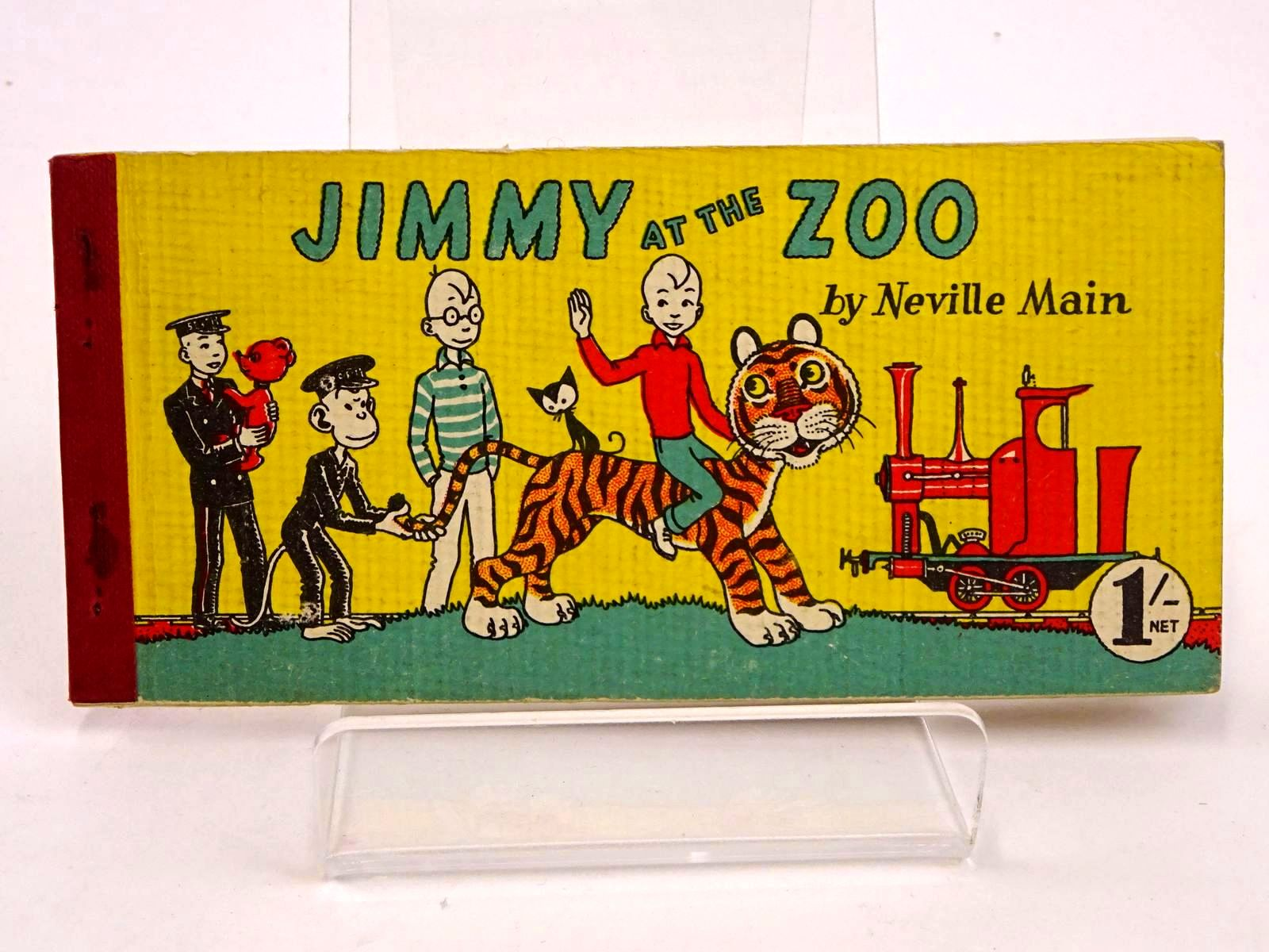 Photo of JIMMY AT THE ZOO- Stock Number: 1318421