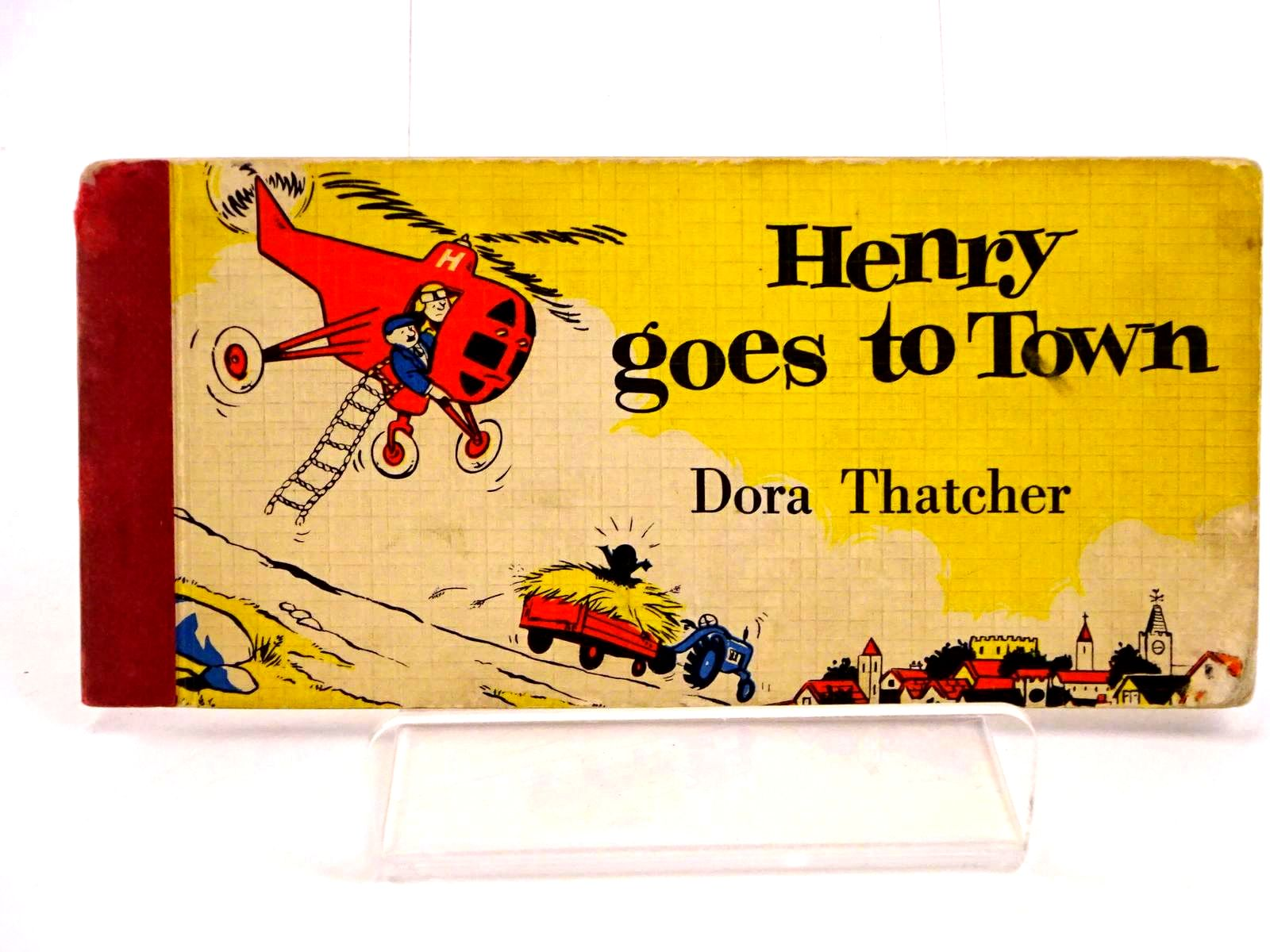 Photo of HENRY GOES TO TOWN- Stock Number: 1318425