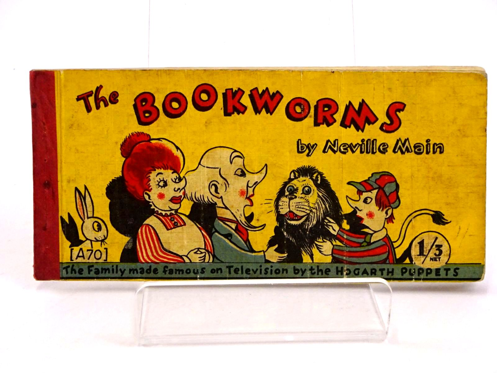 Photo of THE BOOKWORMS written by Main, Neville illustrated by Main, Neville published by Brockhampton Press Ltd. (STOCK CODE: 1318426)  for sale by Stella & Rose's Books
