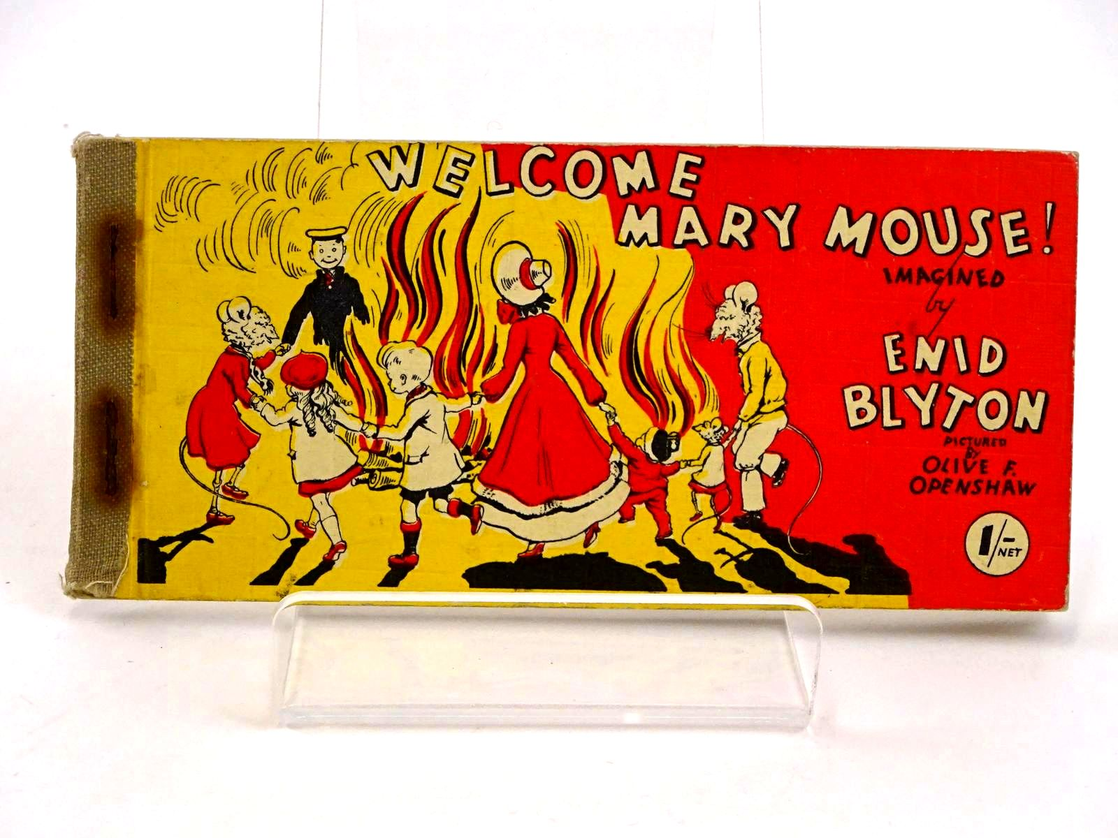 Photo of WELCOME MARY MOUSE!- Stock Number: 1318434