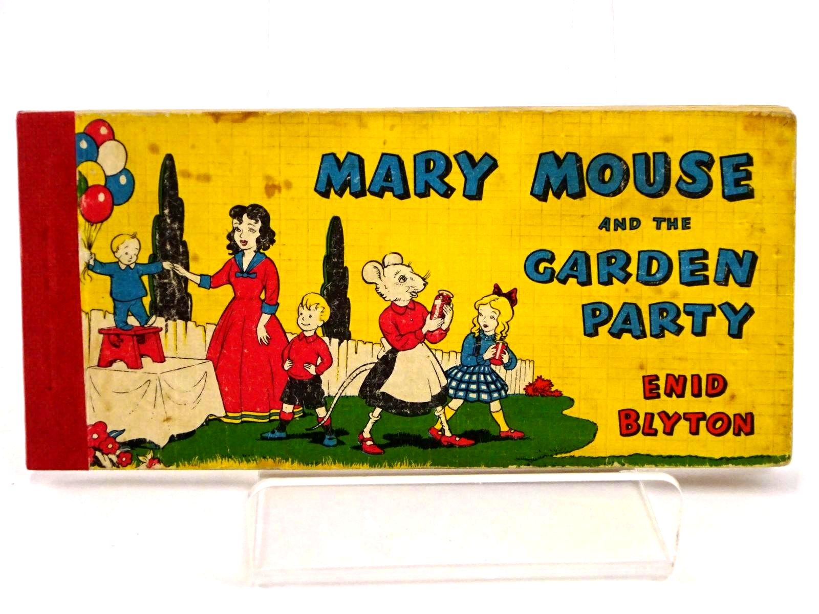 Photo of MARY MOUSE AND THE GARDEN PARTY- Stock Number: 1318437