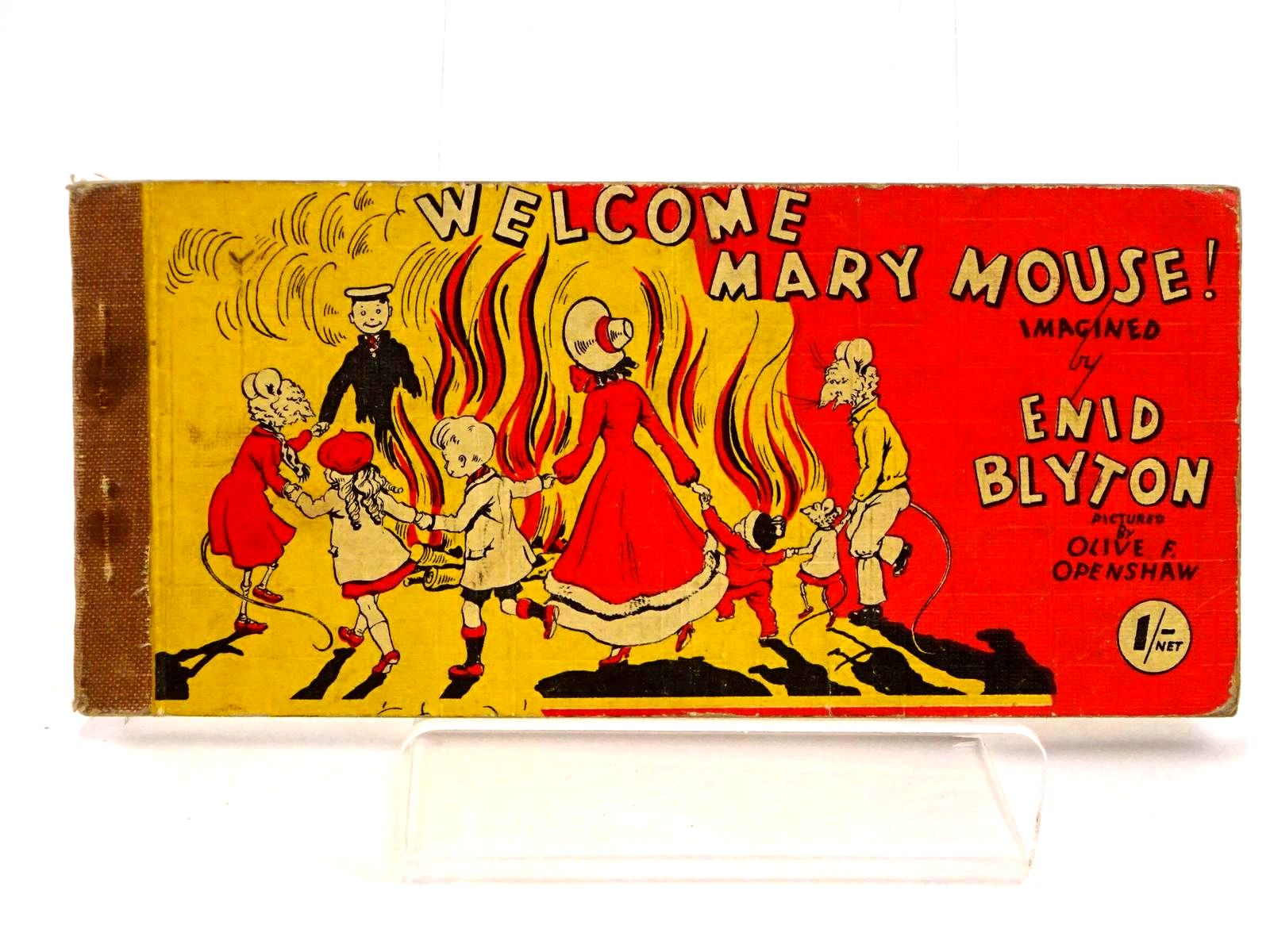Photo of WELCOME MARY MOUSE!- Stock Number: 1318441