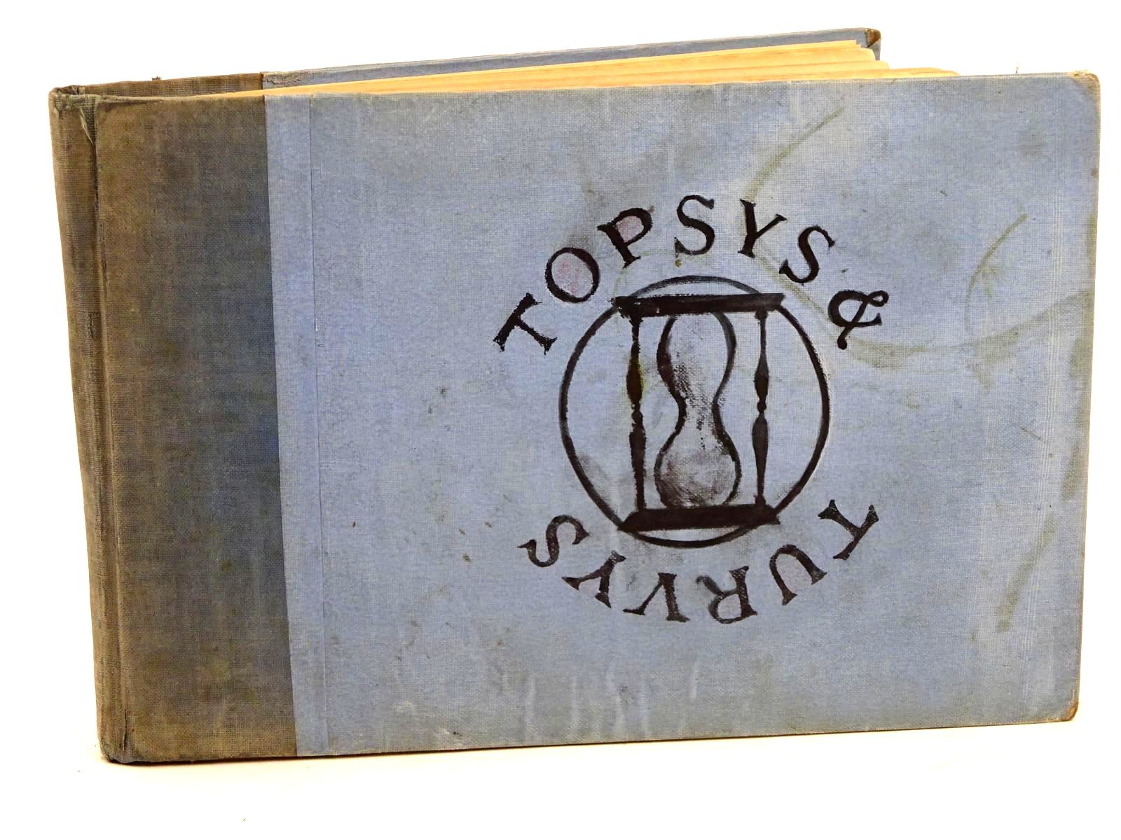 Photo of TOPSYS & TURVYS written by Newell, Peter published by The Century Co. (STOCK CODE: 1318450)  for sale by Stella & Rose's Books