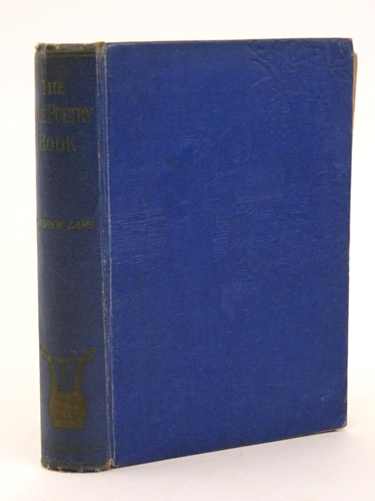 Photo of THE BLUE POETRY BOOK written by Lang, Andrew illustrated by Ford, H.J.<br />Speed, Lancelot published by Longmans, Green &amp; Co. (STOCK CODE: 1318456)  for sale by Stella & Rose's Books