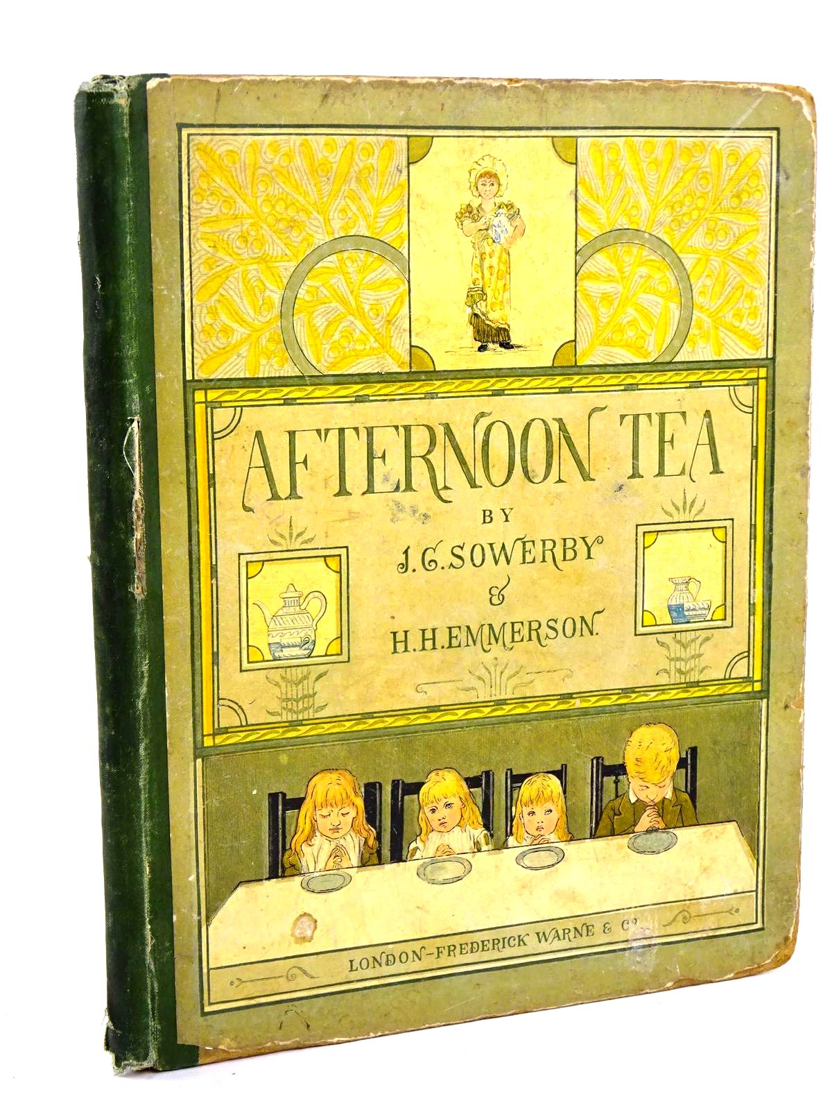 Photo of AFTERNOON TEA- Stock Number: 1318459