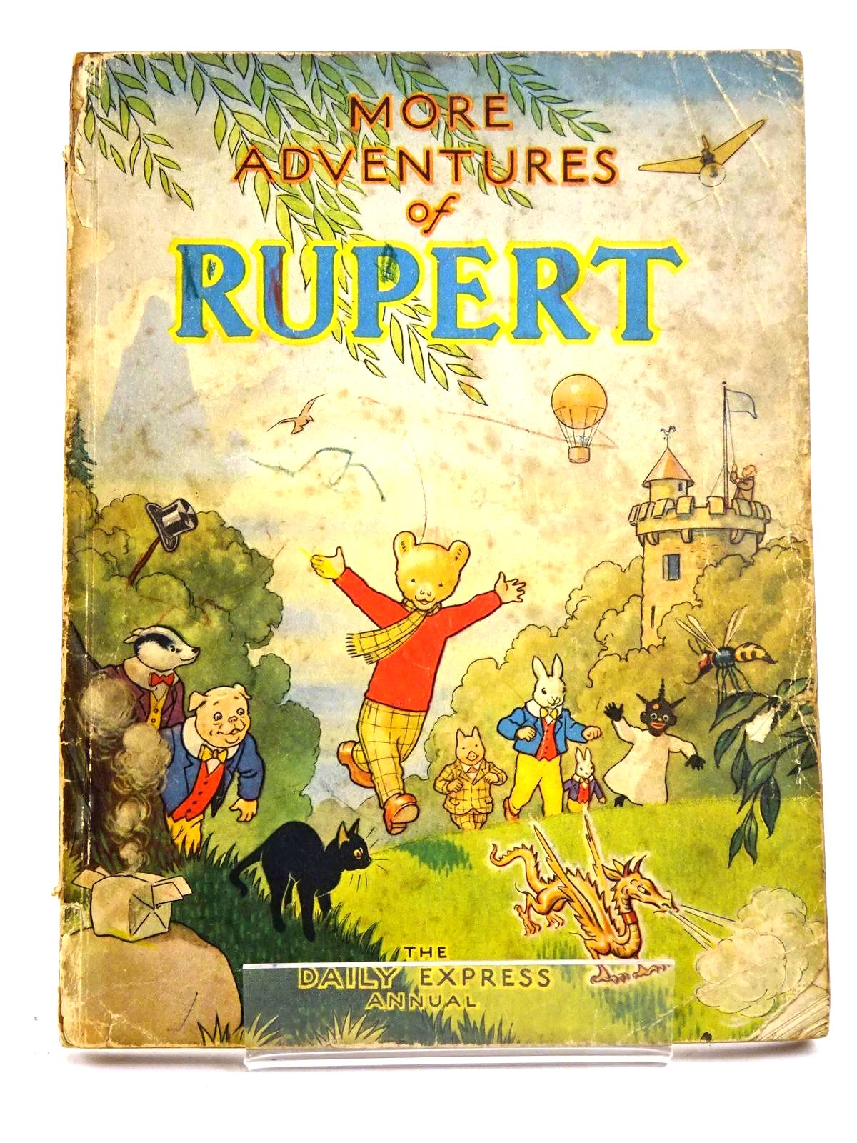 Photo of RUPERT ANNUAL 1947 - MORE ADVENTURES OF RUPERT- Stock Number: 1318462