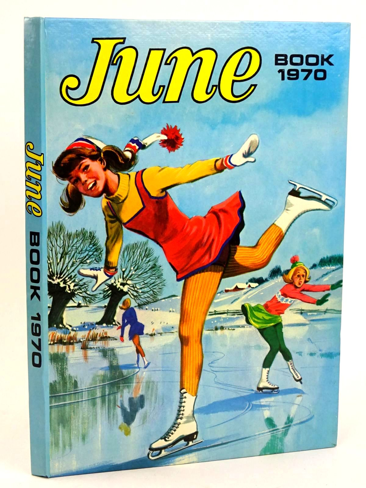 Photo of JUNE BOOK 1970 published by IPC Magazines Ltd. (STOCK CODE: 1318468)  for sale by Stella & Rose's Books