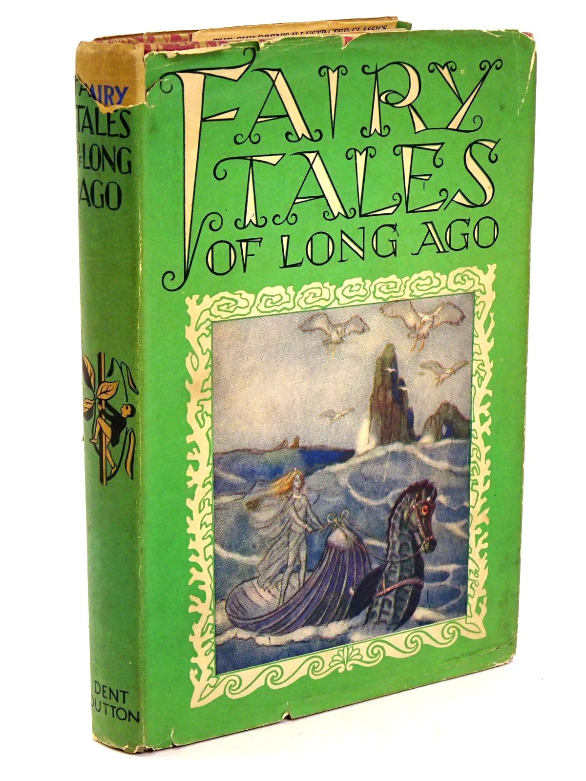 Photo of FAIRY TALES OF LONG AGO written by Carey, M.C. illustrated by BB,  published by J.M. Dent & Sons Ltd. (STOCK CODE: 1318473)  for sale by Stella & Rose's Books