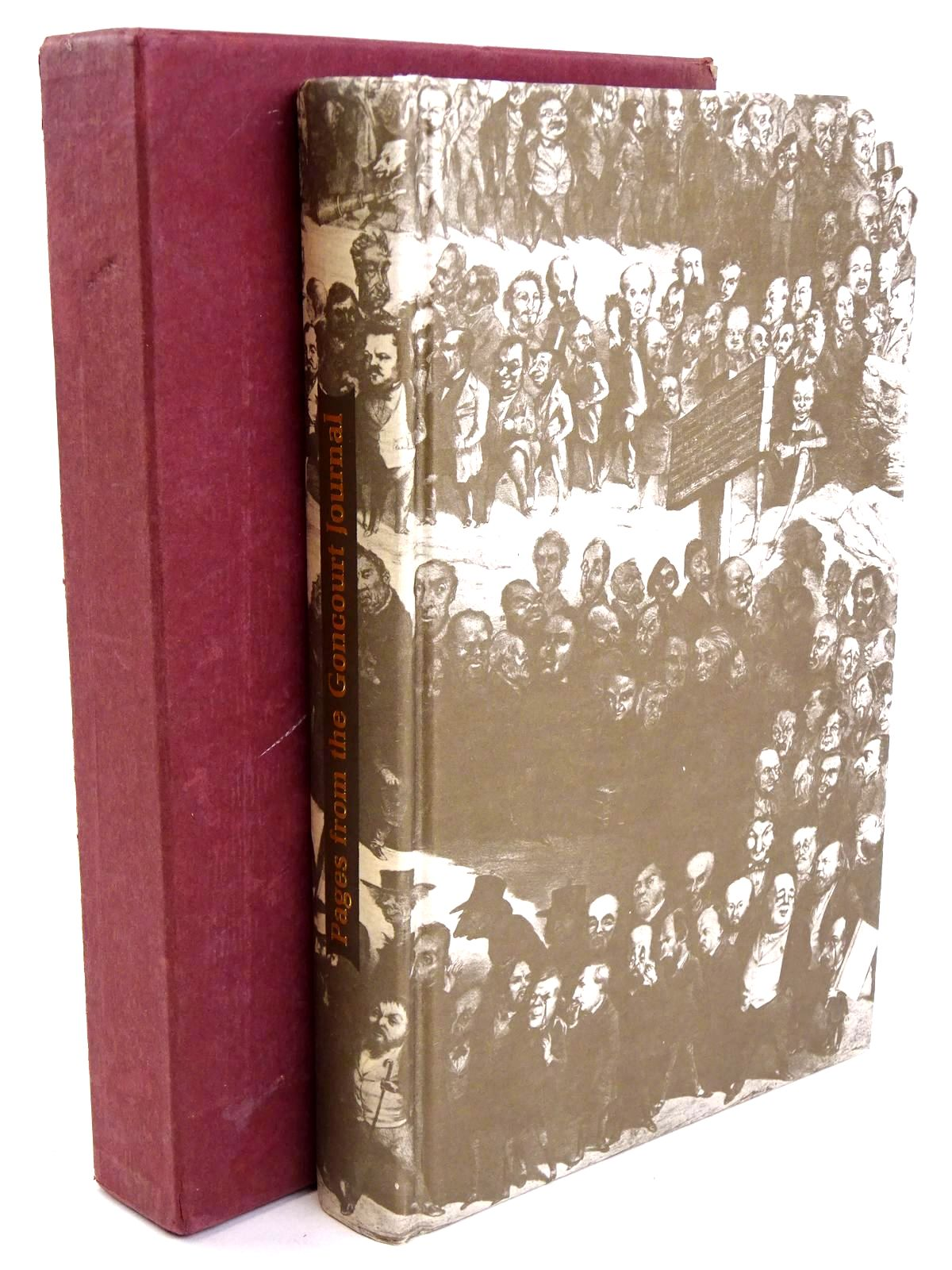 Photo of PAGES FROM THE GONCOURT JOURNAL written by Baldick, Robert<br />De Goncourt, Edmond<br />De Goncourt, Jules published by Folio Society (STOCK CODE: 1318479)  for sale by Stella & Rose's Books