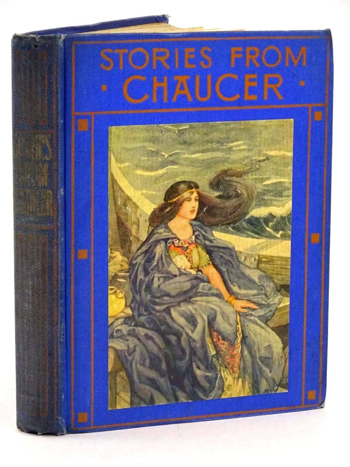 Photo of STORIES FROM CHAUCER- Stock Number: 1318495
