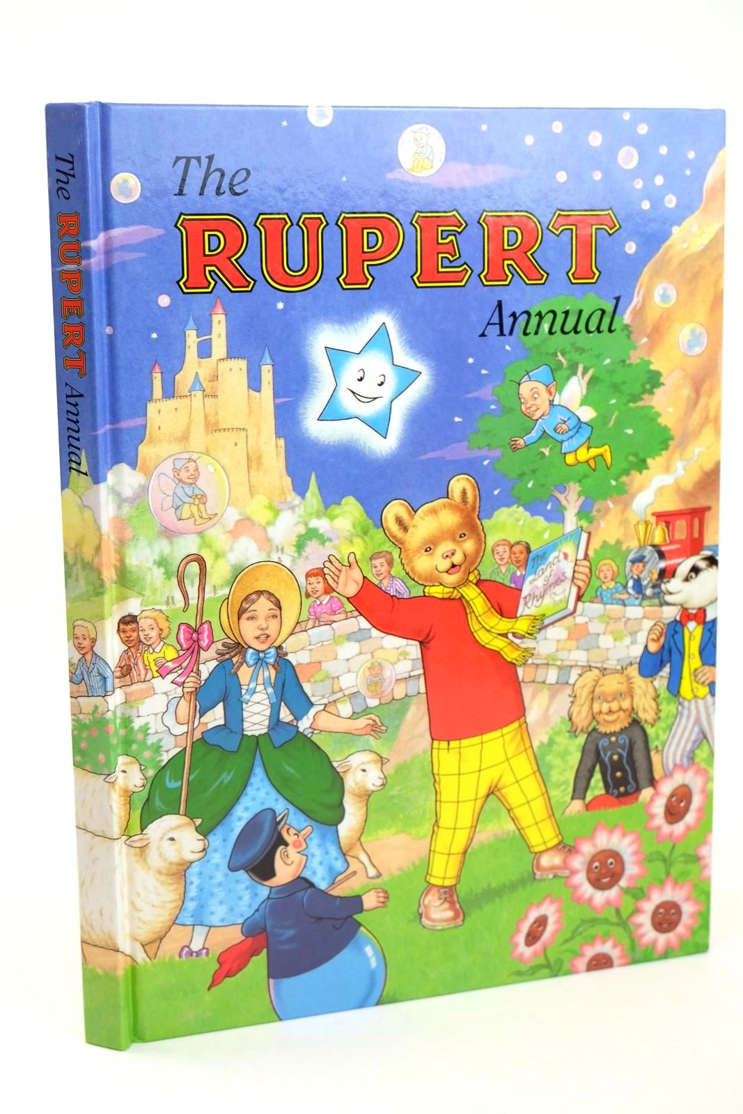 Photo of RUPERT ANNUAL 1996 written by Robinson, Ian illustrated by Harrold, John