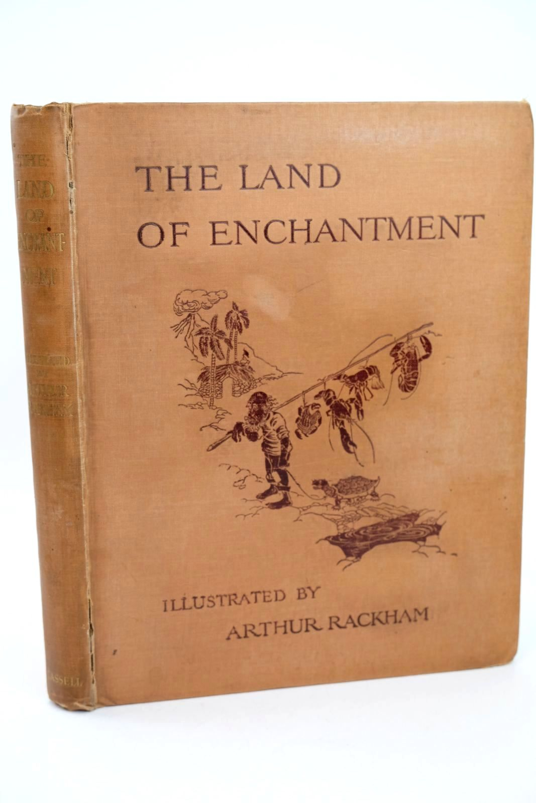 Photo of THE LAND OF ENCHANTMENT written by Bonser, A.E. Woolf, Sidney Bucheim, E.S. illustrated by Rackham, Arthur published by Cassell & Co. Ltd. (STOCK CODE: 1318504)  for sale by Stella & Rose's Books